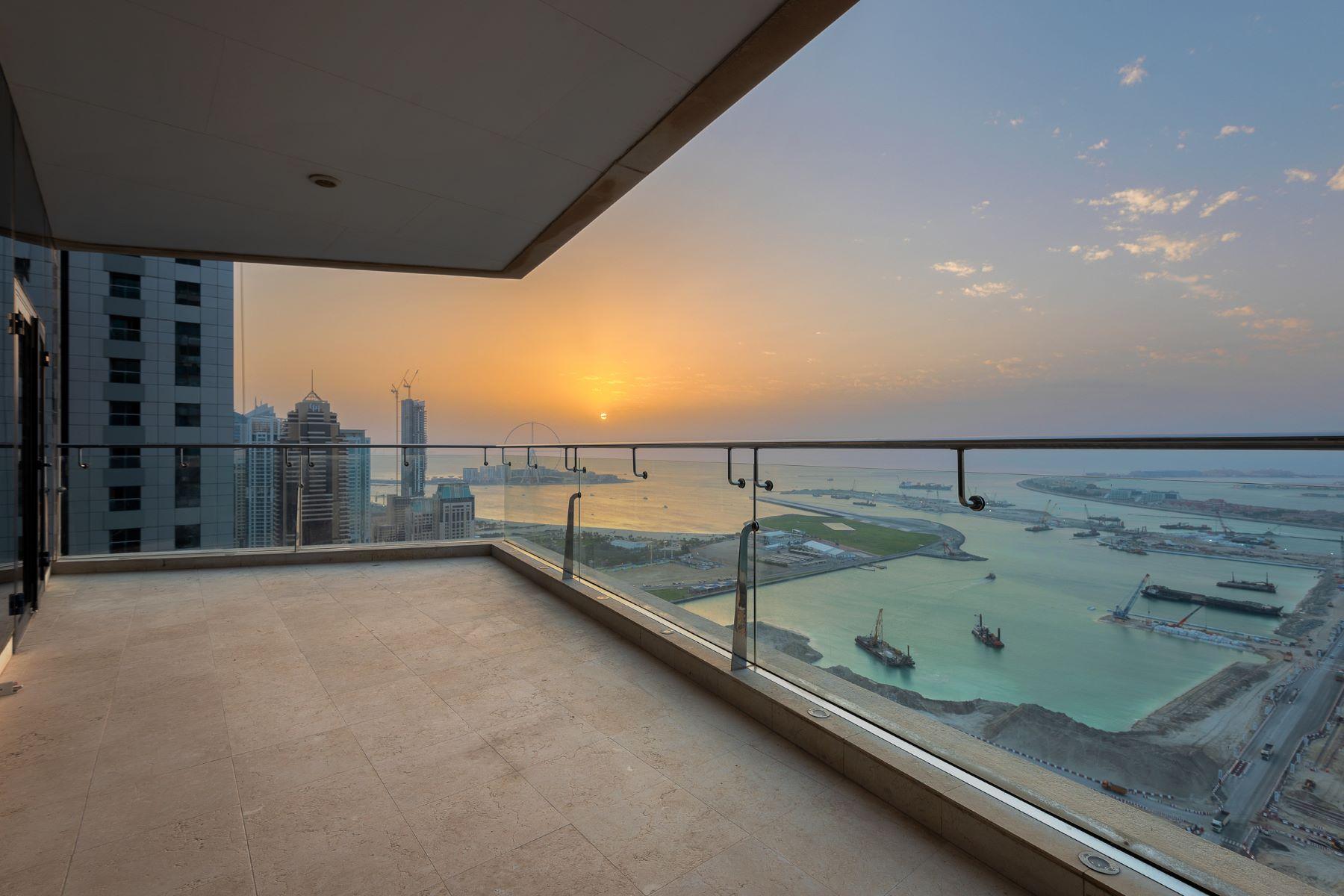 Apartments for Sale at Le Reve 02 Type Penthouse with Palm View Dubai, Dubai United Arab Emirates
