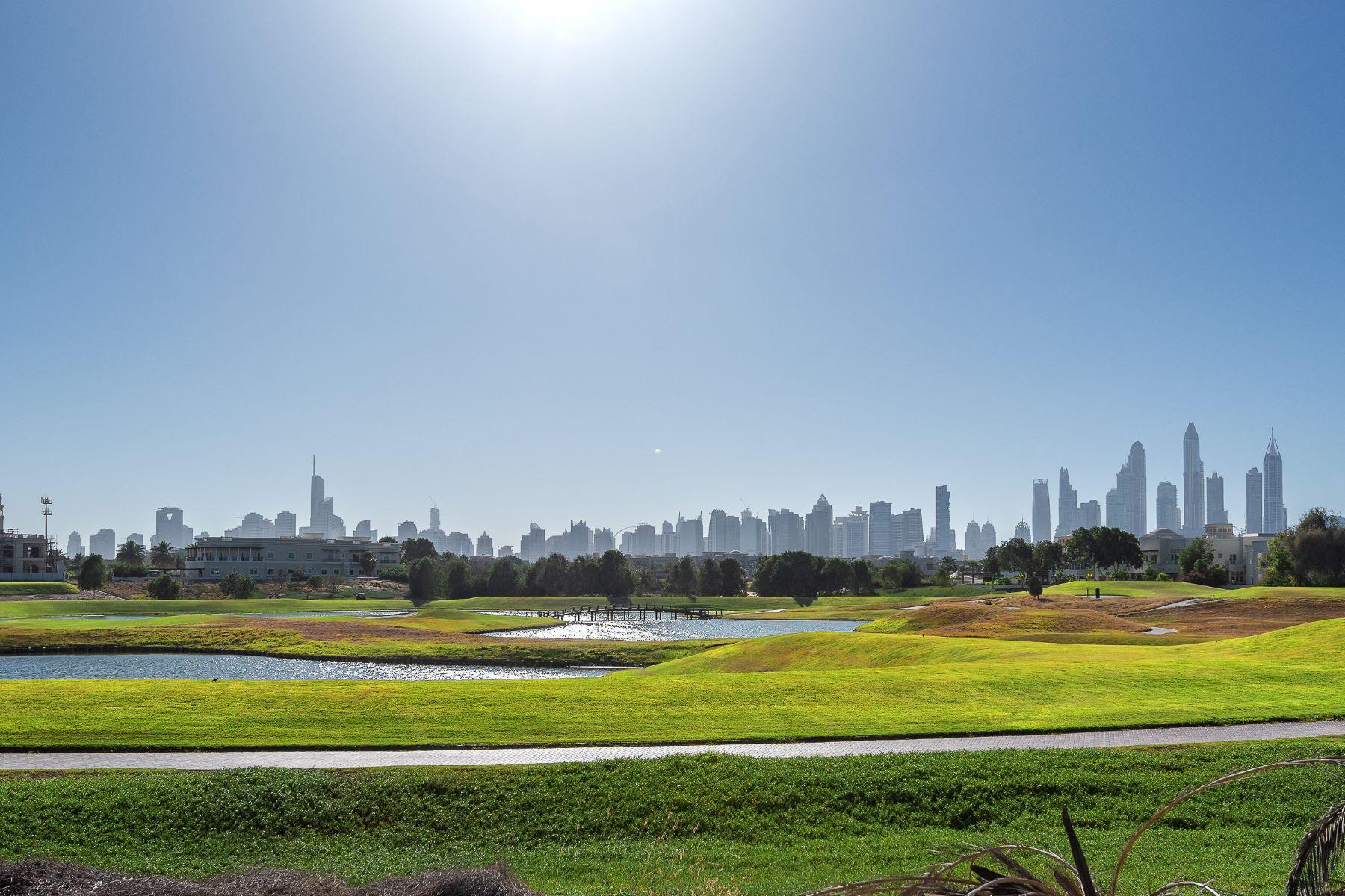 Land for Sale at S Sector Plot Golf Course Facing Dubai, Dubai United Arab Emirates