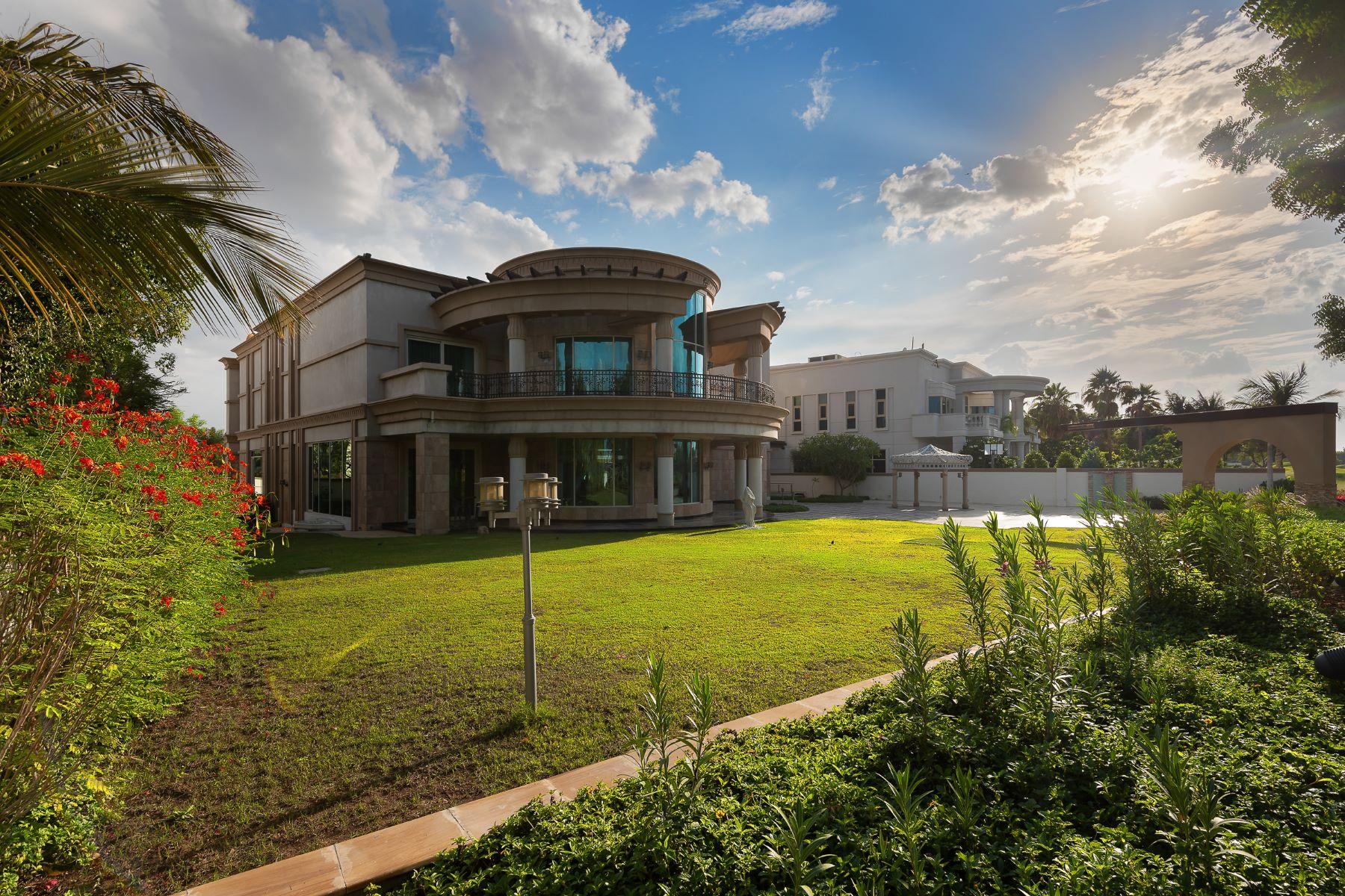 Other Residential Homes for Sale at Vastu Compliant Home Golf Course Views Dubai, Dubai United Arab Emirates