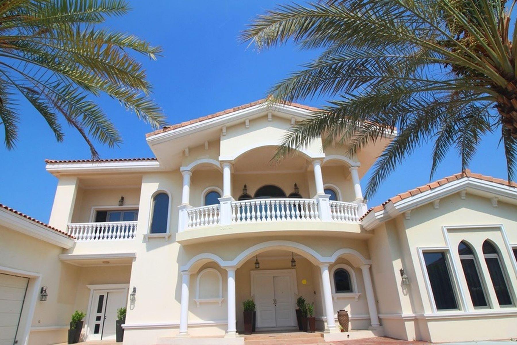 Other Residential Homes for Sale at Beachfront villa Yachts and Marina Skyline View Signature Villas Palm Jumeirah Dubai, Dubai 12345 United Arab Emirates
