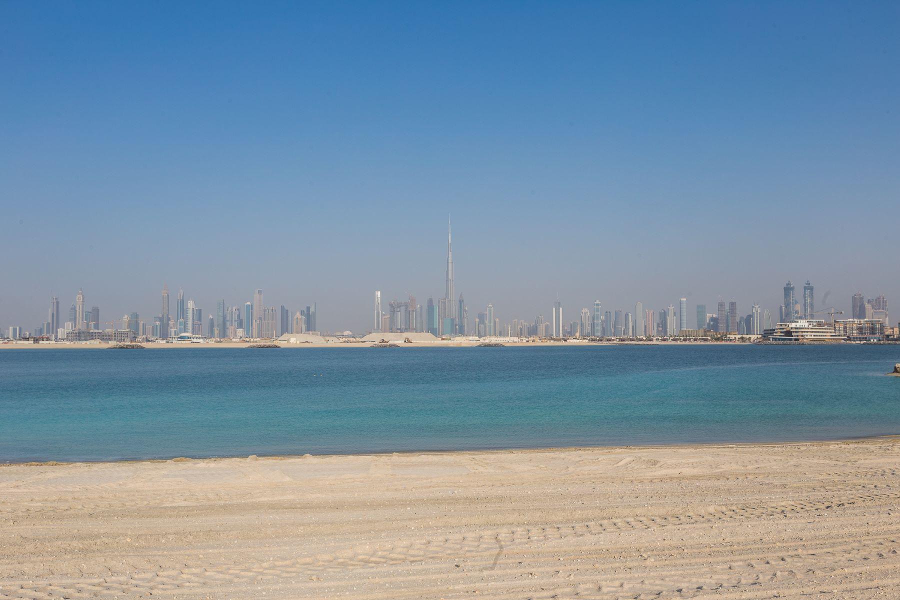 Land for Sale at Special Offer 1000PSF 3 YR PP Biggest plot Jumeirah Bay Island Jumeirah Dubai, Dubai 0 United Arab Emirates