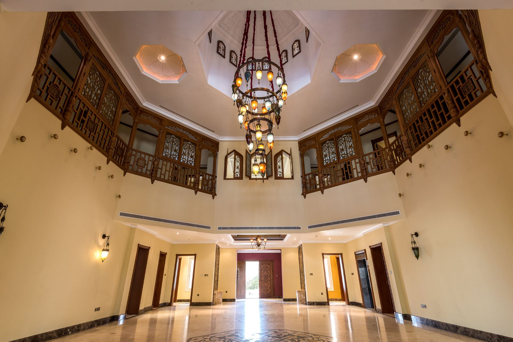 Other Residential Homes for Sale at Arabic Style Villa with Golf Course View Dubai, Dubai United Arab Emirates