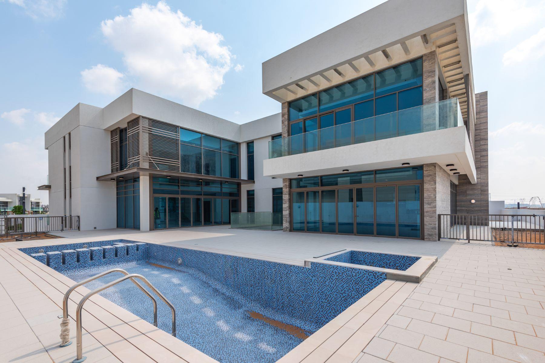 Other Residential Homes für Verkauf beim Mansion in Crystal Lagoon MBR Dubai, Dubai Vereinigte Arabische Emirate