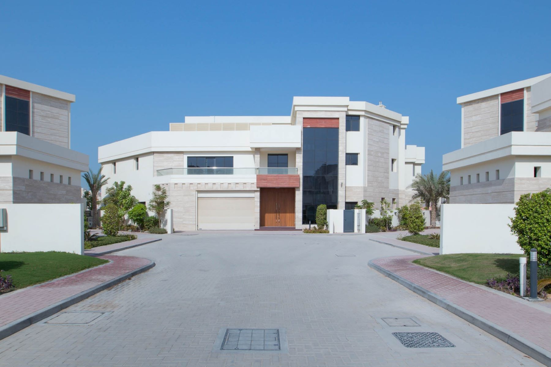 Other Residential Homes pour l Vente à 4 Villa Compound Bulk Brand New Palm Jumeirah Dubai, Dubaï Émirats Arabes Unis