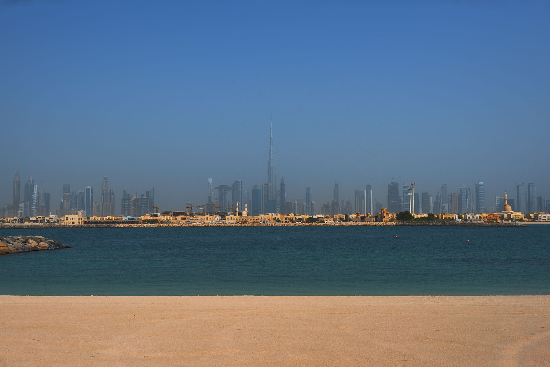 土地,用地 为 销售 在 Jumeirah Bay Island Beach Front Plot 迪拜, 杜拜 阿联酋