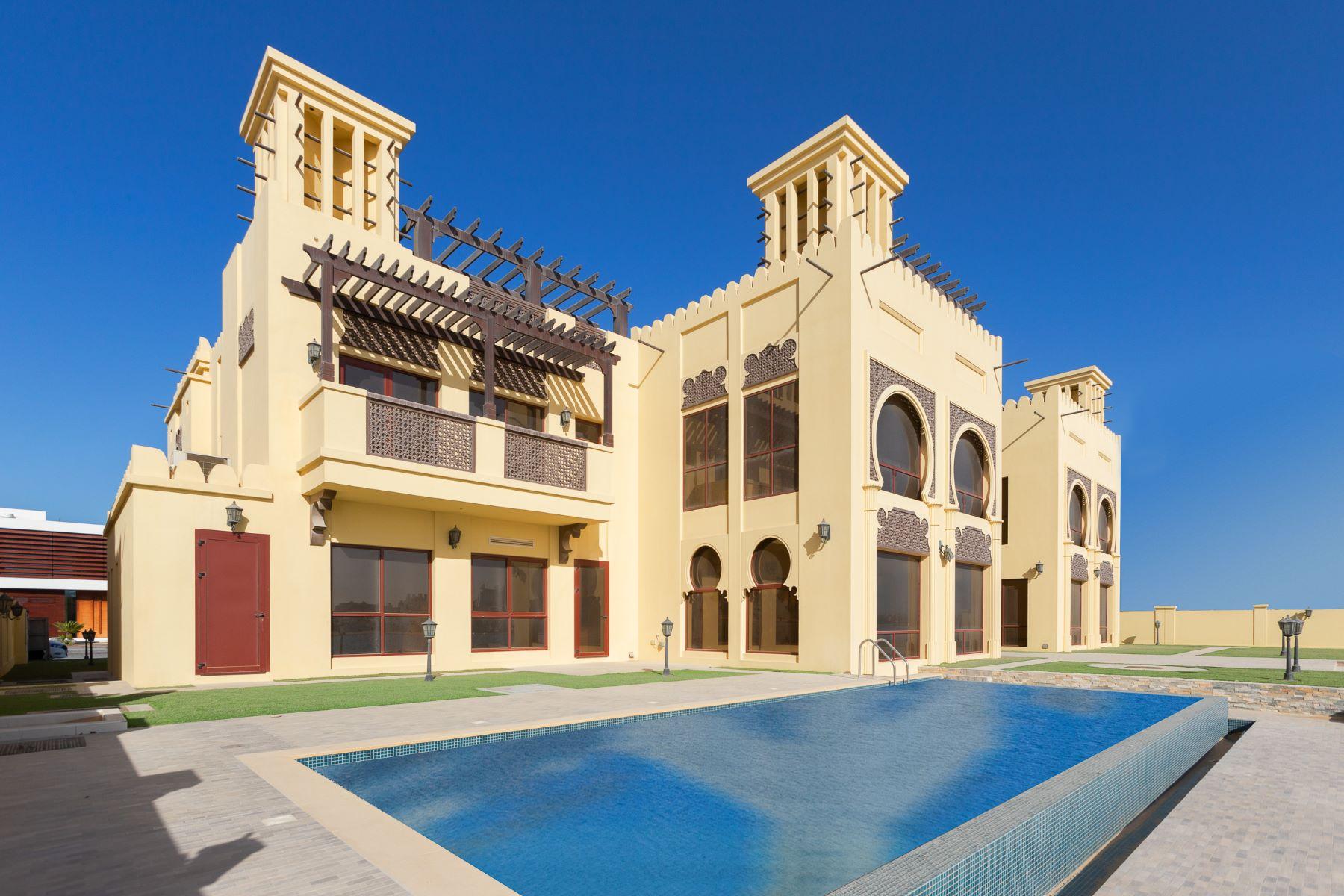 Other Residential Homes 为 出租 在 New Custom Built Villa Marina Skyline View Signature Villas, Palm Jumeirah 迪拜, 杜拜 12345 阿联酋