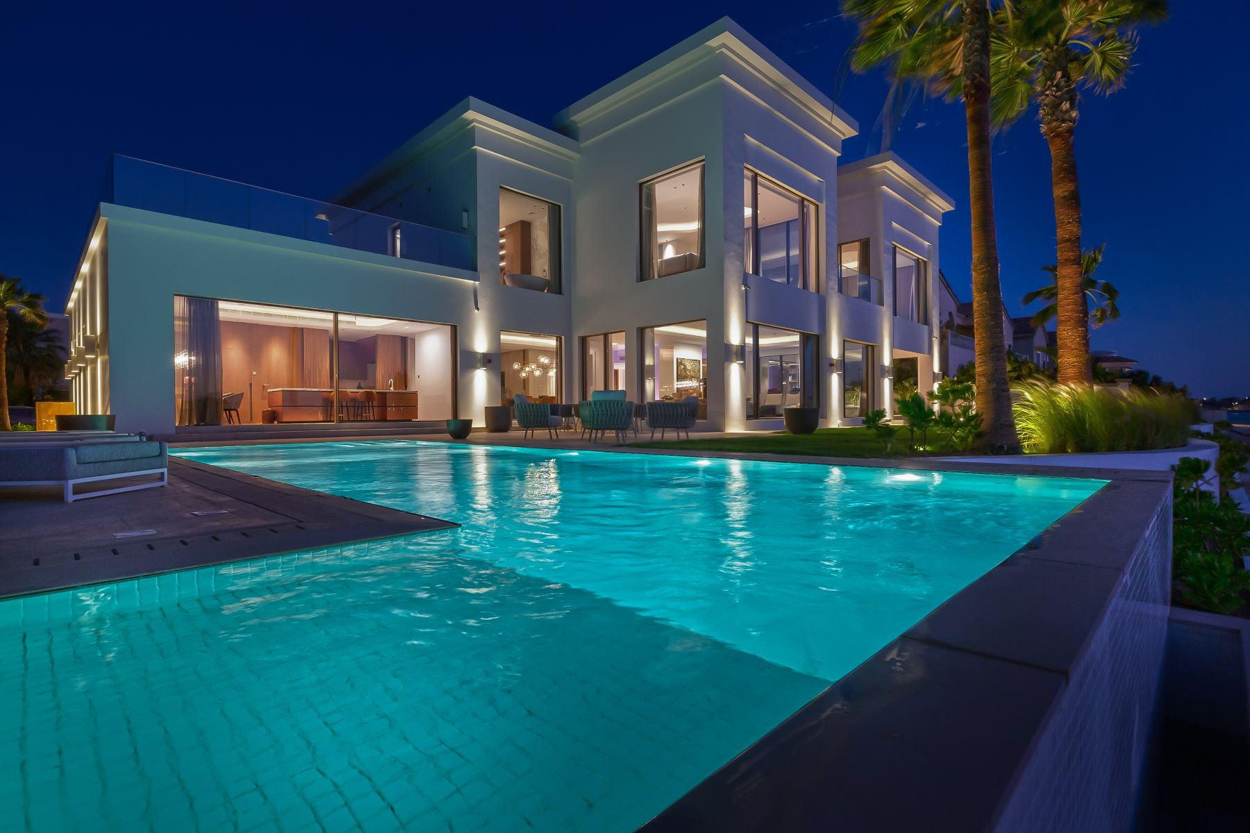 Other Residential Homes for Sale at Brand New Contemporary Signature Villa Dubai, Dubai United Arab Emirates
