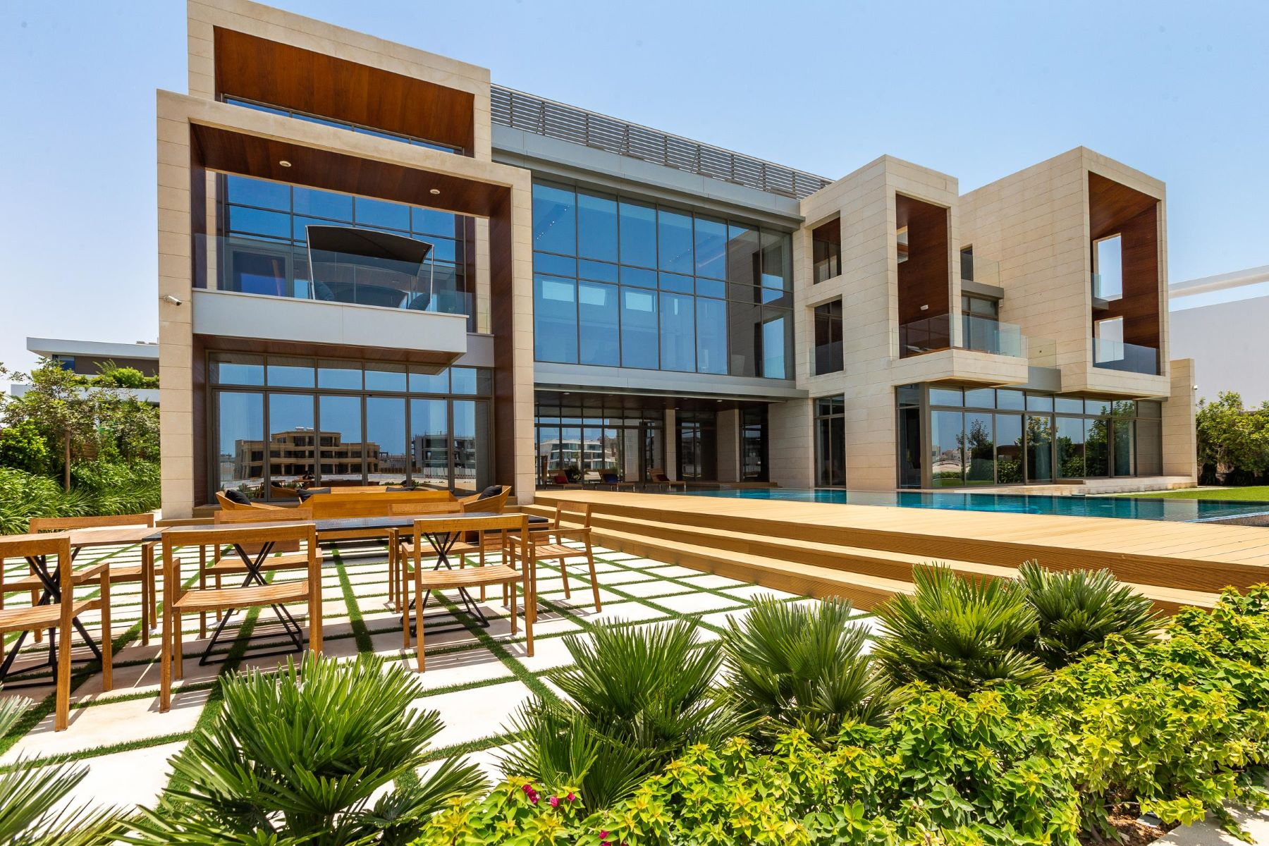 Other Residential Homes voor Verkoop op Custom Made Modern Style Signature Villa Dubai, Dubai Verenigde Arabische Emiraten