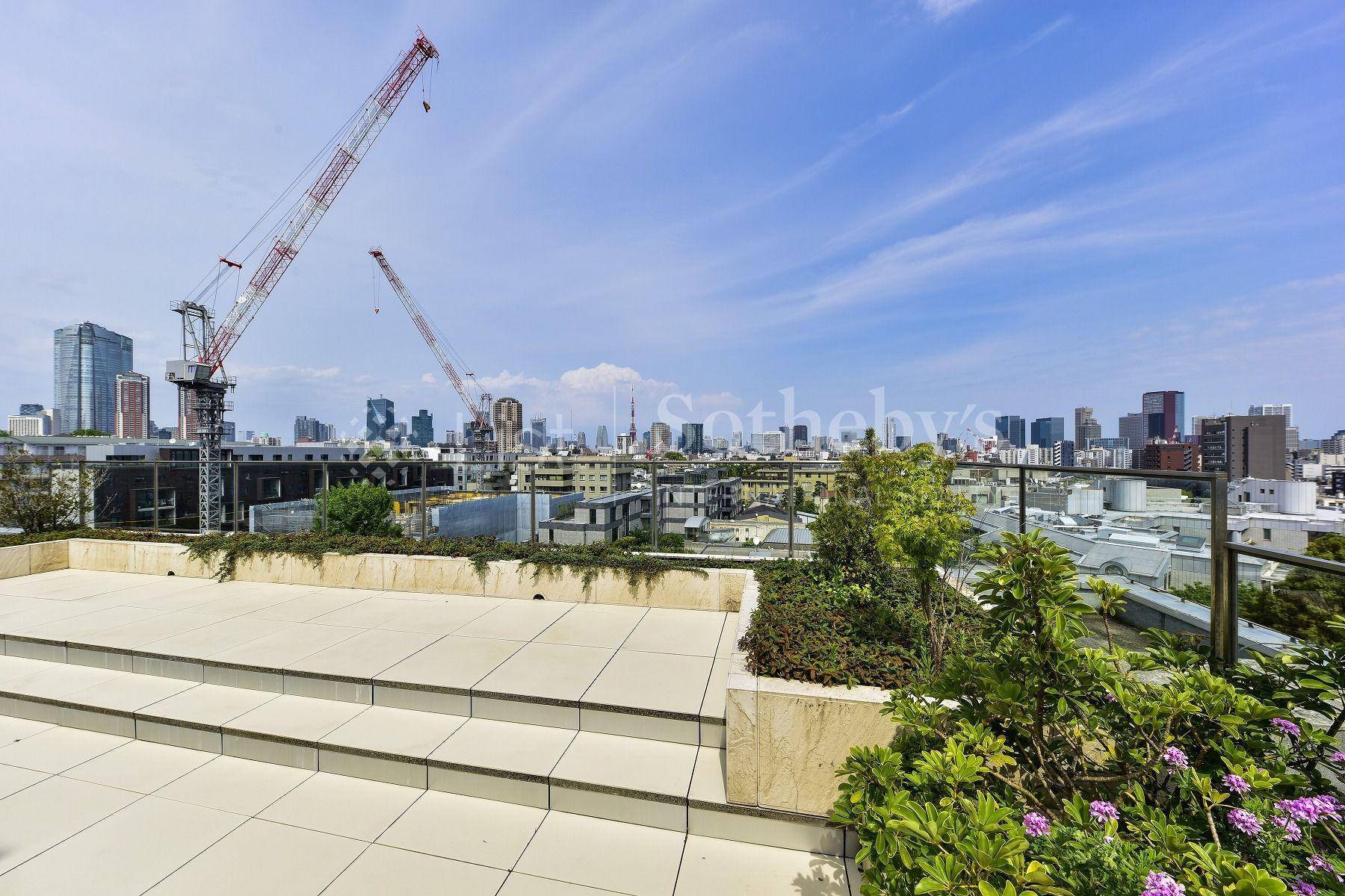 Additional photo for property listing at PARK MANSION MINAMIAZABU(7-8) 4-9-34, Minamiazabu Minato-Ku, Tokyo 106-0047 Japón