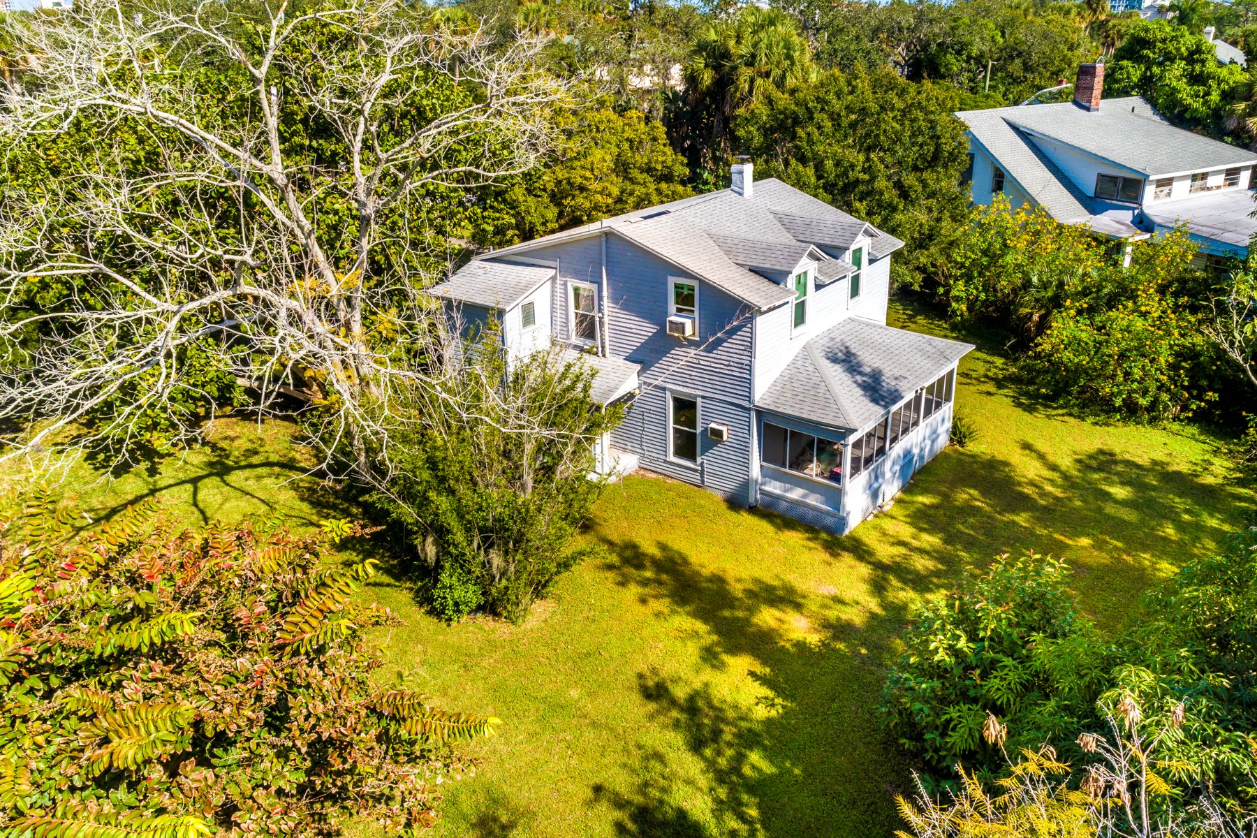 Additional photo for property listing at Two Historic Homes Being Sold Together! 819 & 823 E Melbourne Avenue Melbourne, Florida 32901 United States