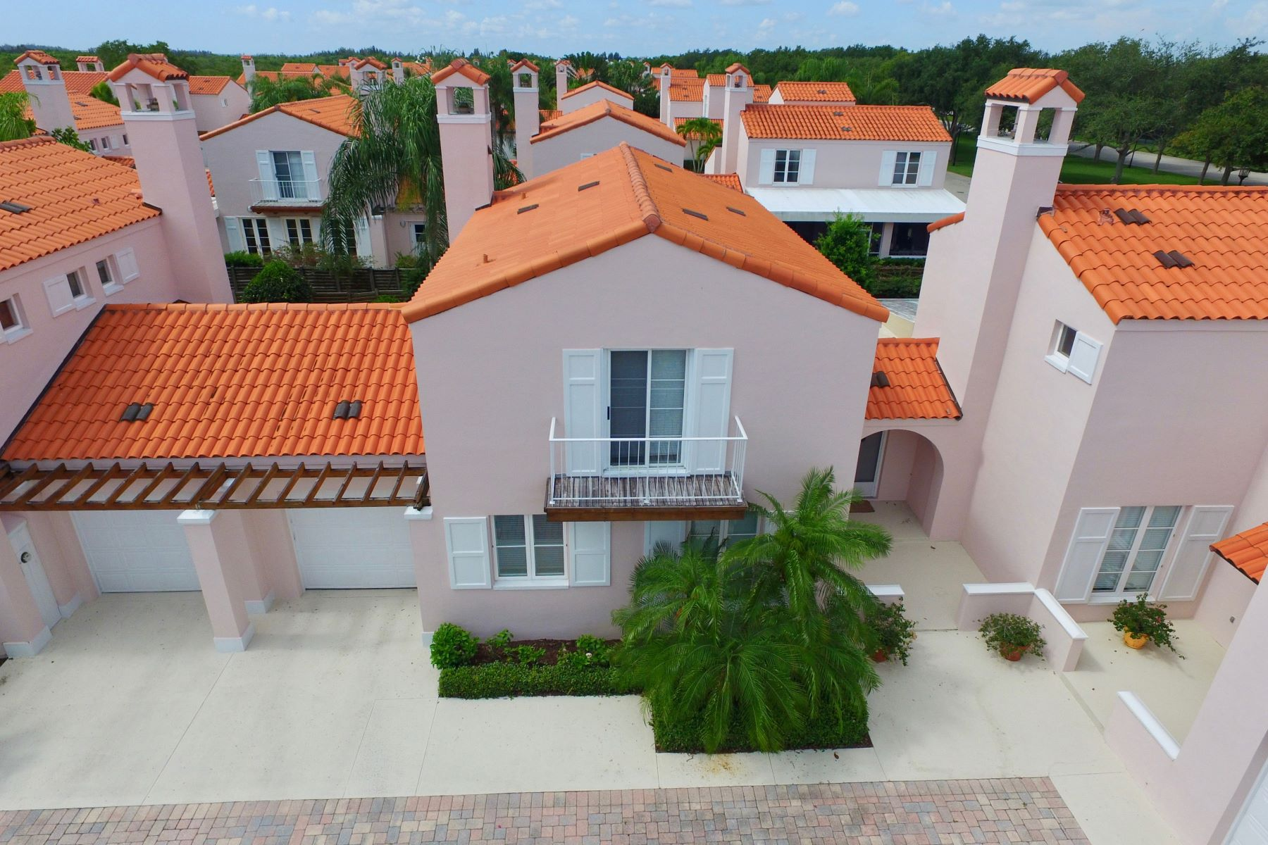 Property for Sale at Enchanting Mediterranean Home at Grand Harbor 4926 Wood Duck Circle Vero Beach, Florida 32967 United States