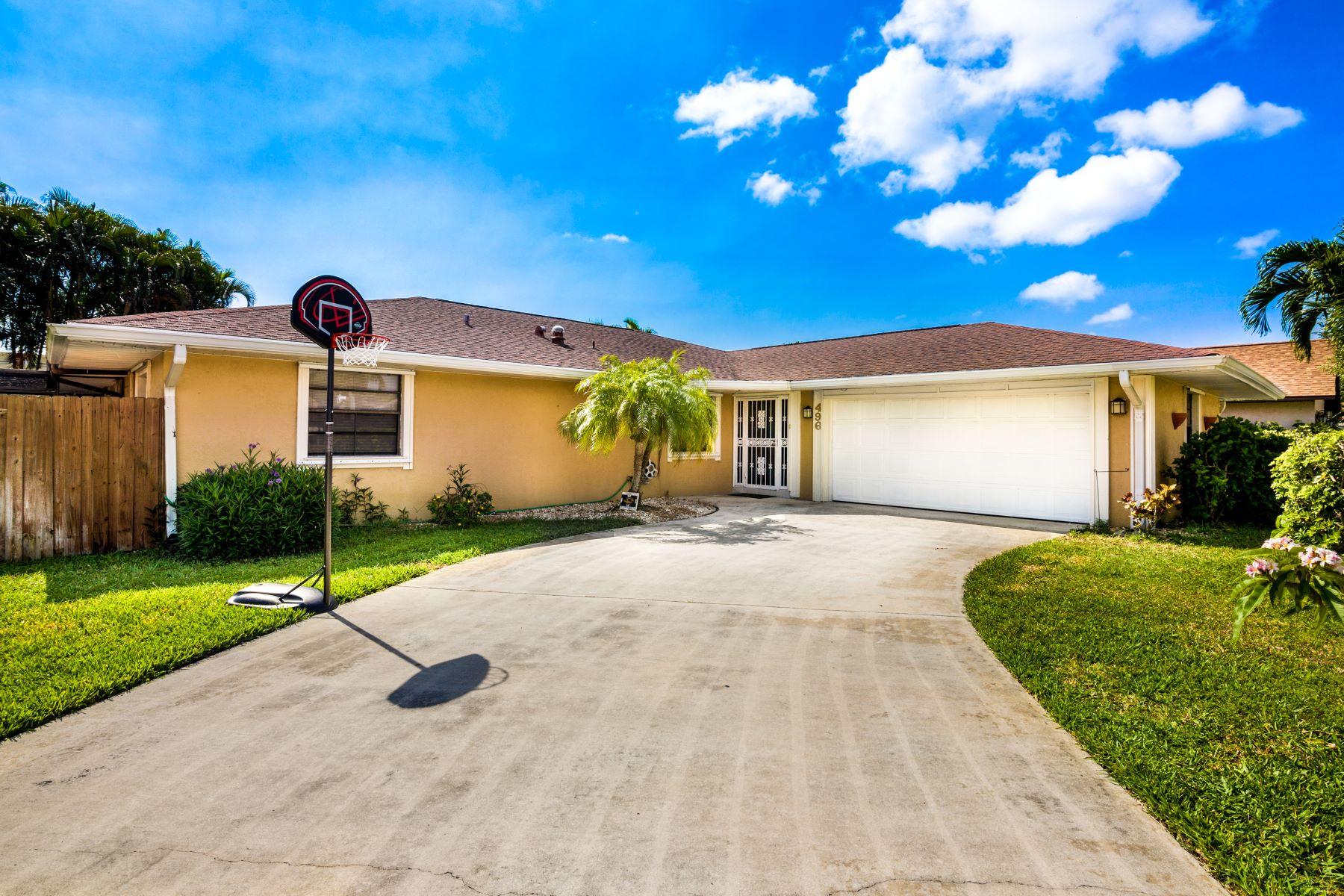 Single Family Homes for Sale at Tortoise View Estates 496 Tortoise View Circle Satellite Beach, Florida 32937 United States