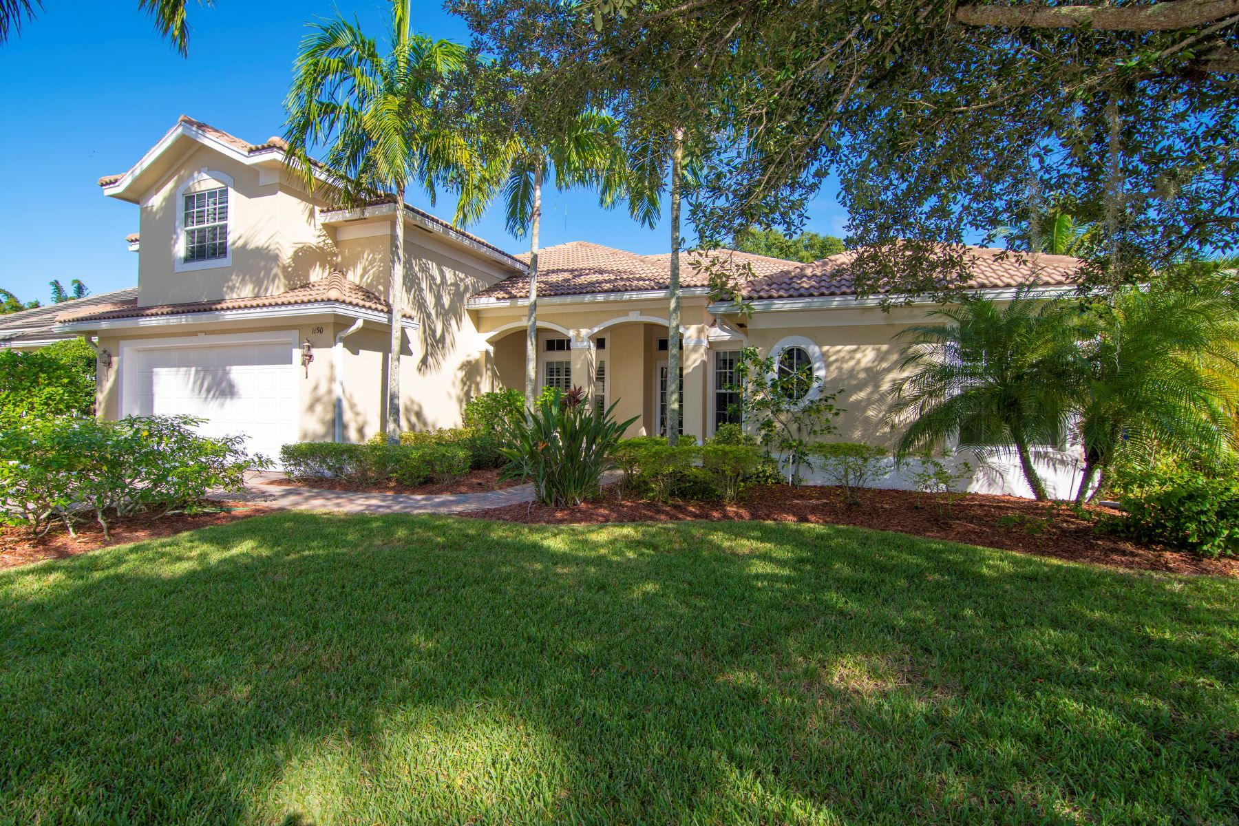 Single Family Homes pour l Vente à 1150 Buckhead Drive Sw Vero Beach, Floride 32968 États-Unis