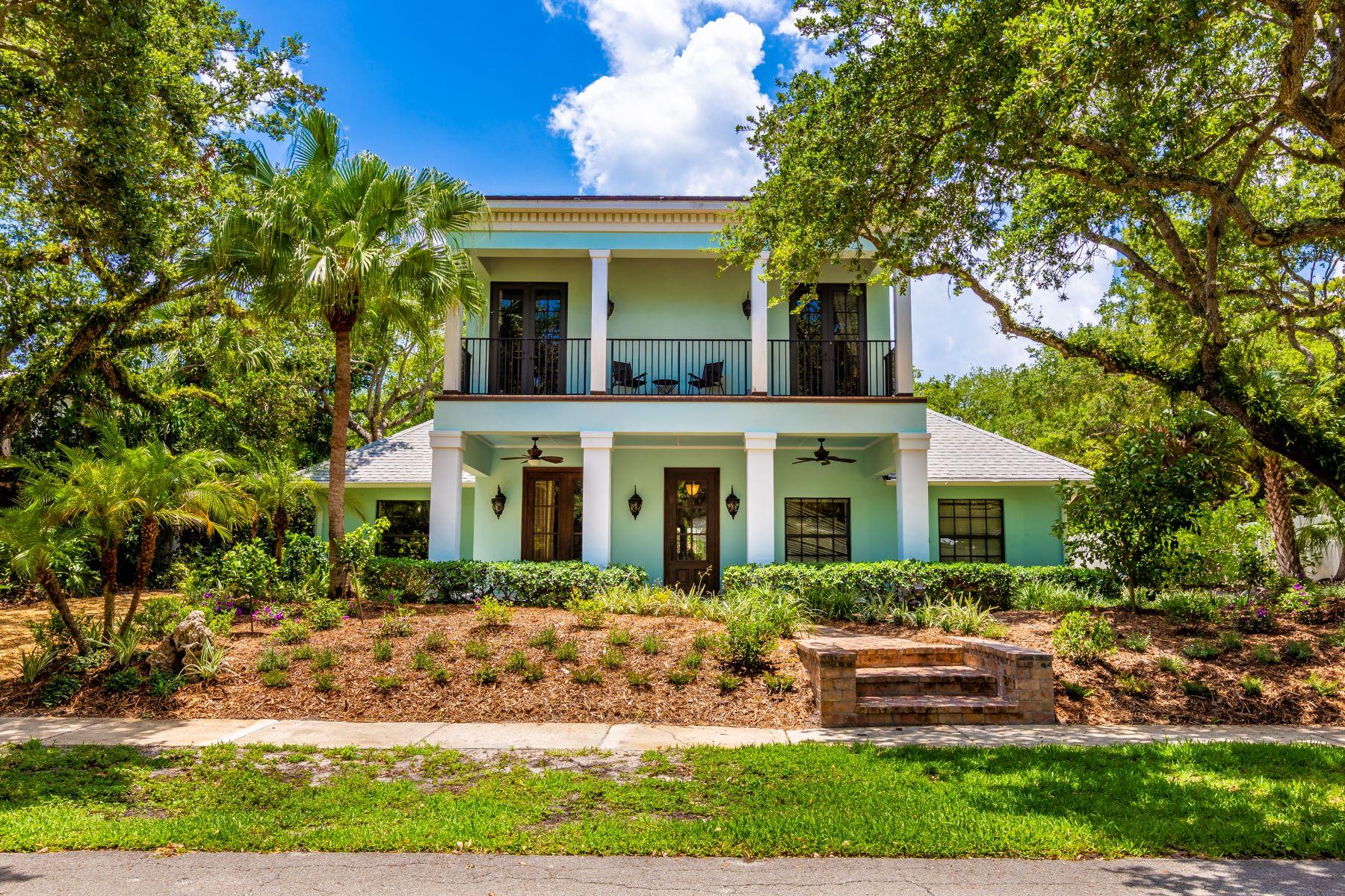 New Orleans Style Home 530 Camelia Lane NULL Vero Beach, Florida 32963 Vereinigte Staaten