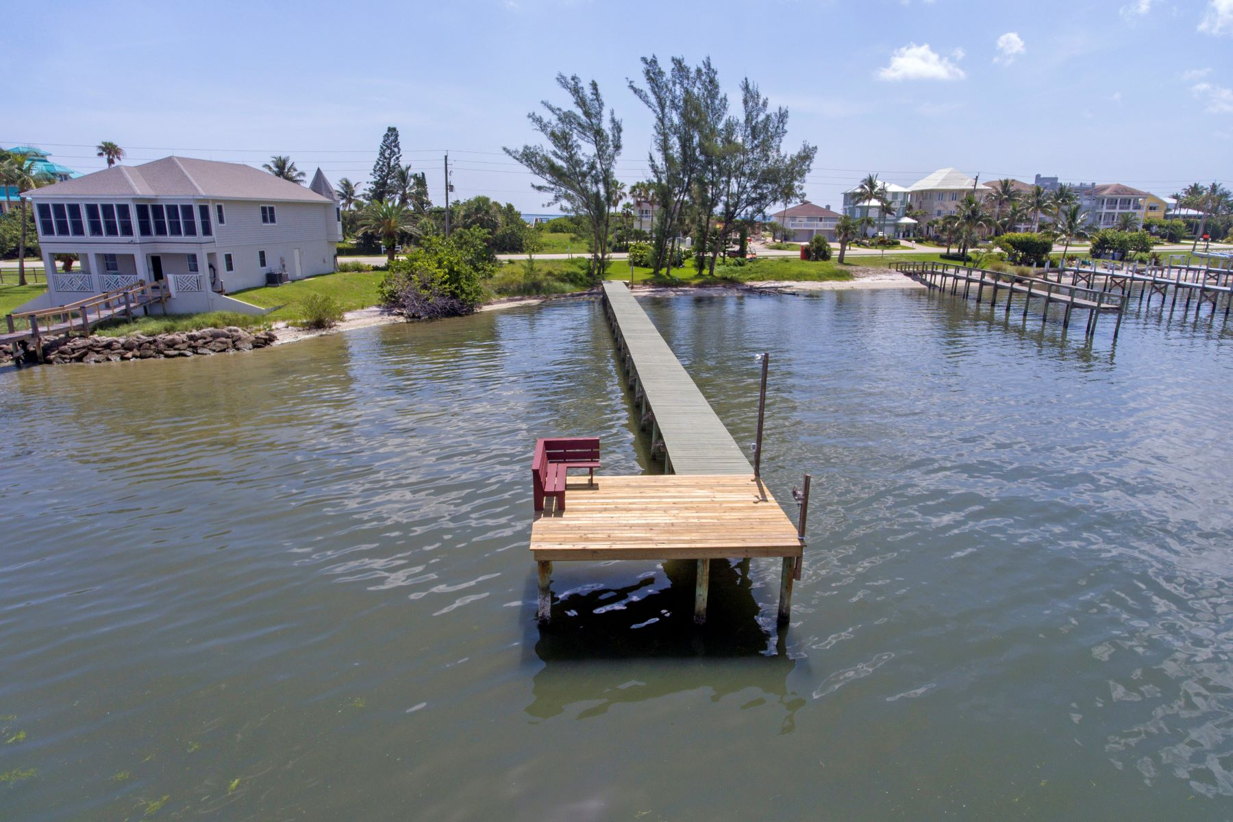 Additional photo for property listing at This Ocean to River Homesite is a Treasure Hunter's Dream! 12810 Highway A1A Vero Beach, Florida 32963 United States
