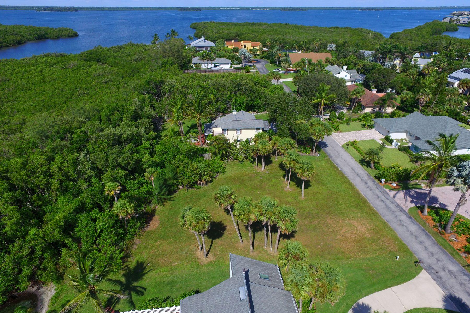 토지 용 매매 에 2145 Seminole Shores Lane Vero Beach, 플로리다 32963 미국