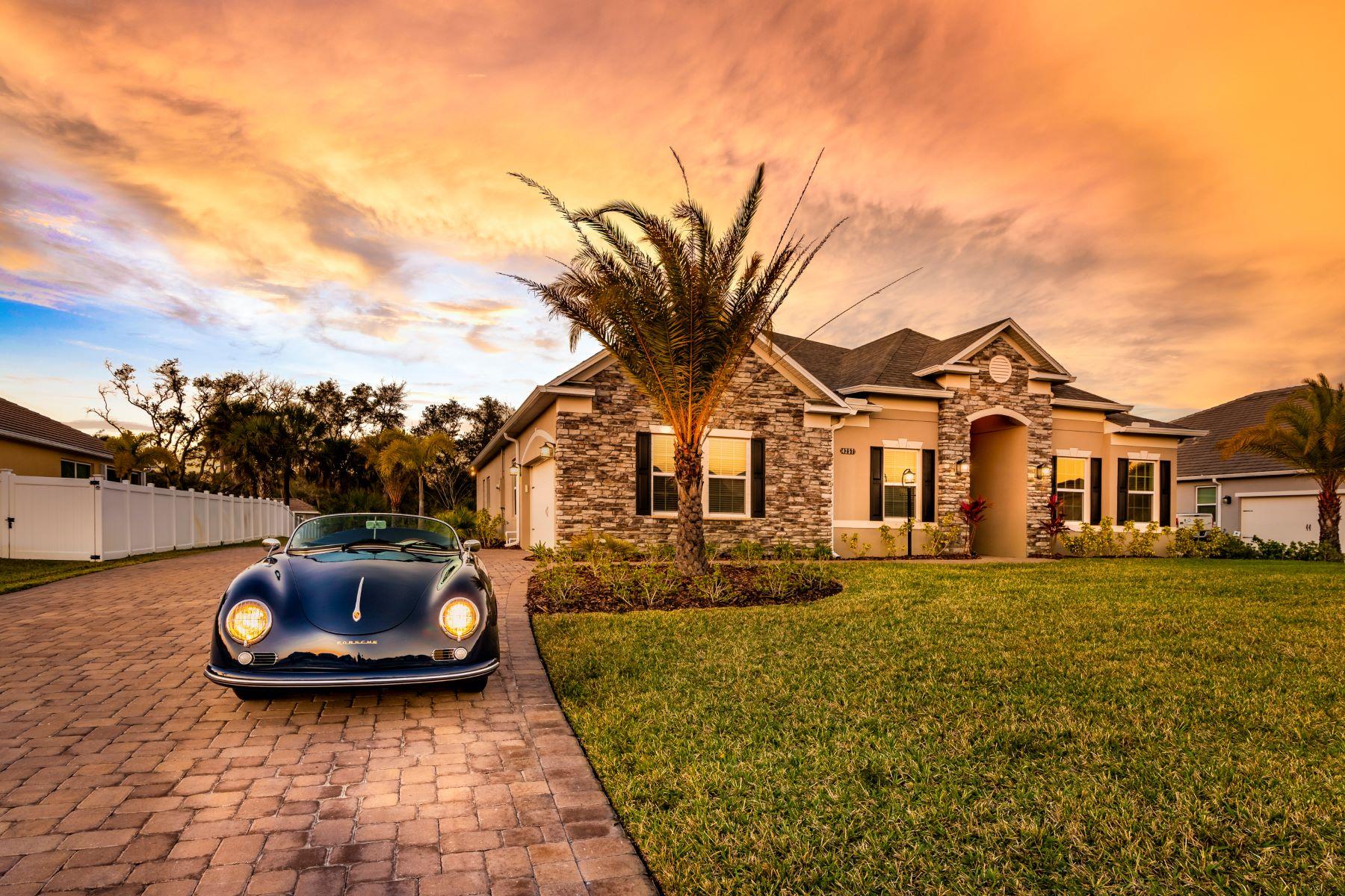 Single Family Homes 为 销售 在 4257 Preservation Circle 墨尔本, 佛罗里达州 32934 美国