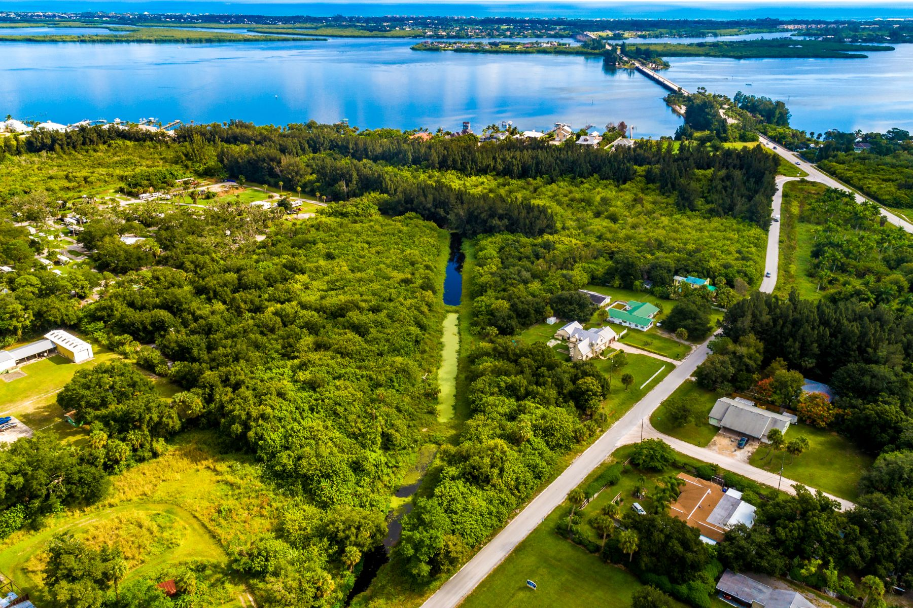 Property for Sale at Twenty Three Acres by Wabasso Causeway Area Near Indian River 4790 87th Street Sebastian, Florida 32958 United States