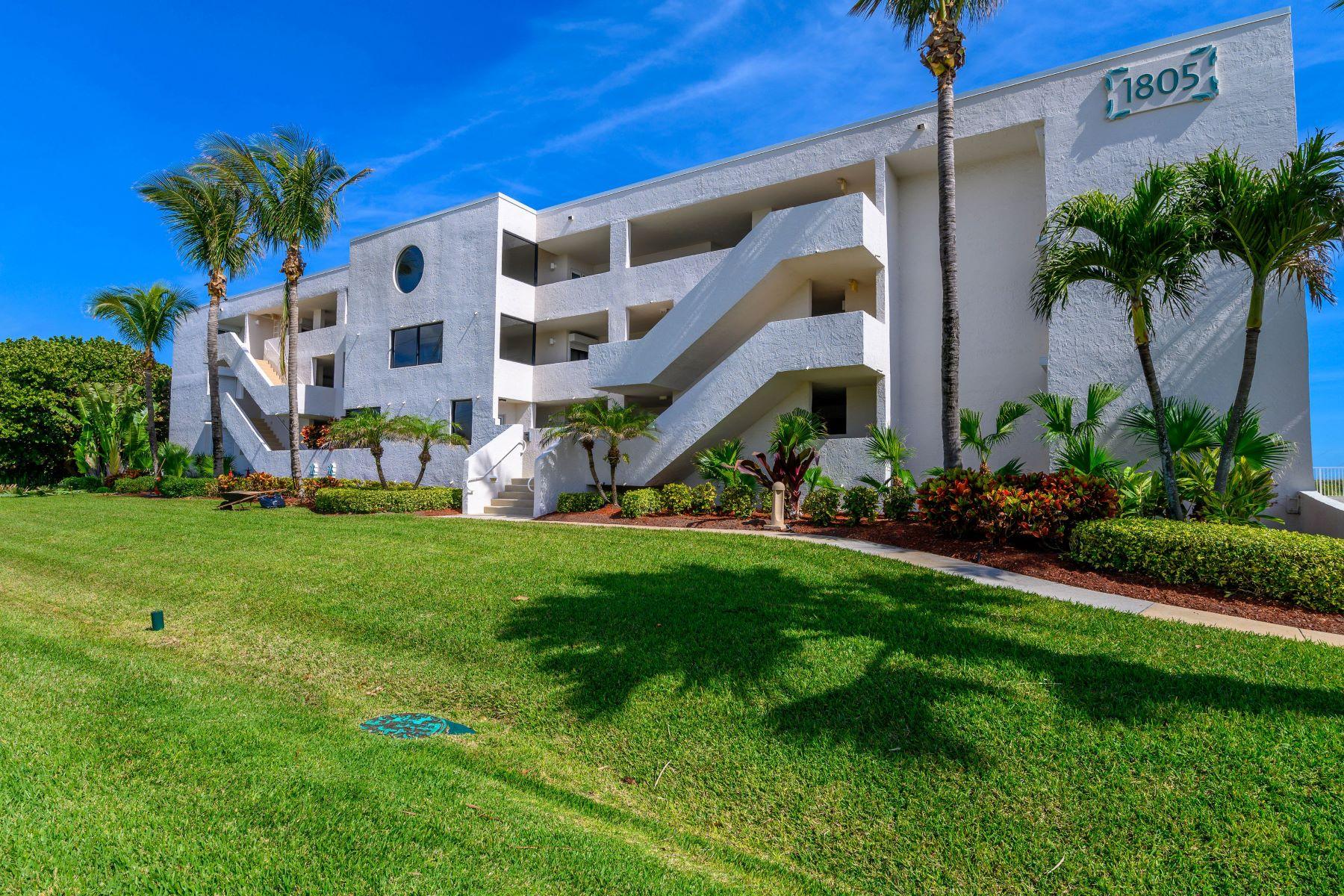 Condominiums for Sale at 1805 S Atlantic Street 131 Melbourne Beach, Florida 32951 United States
