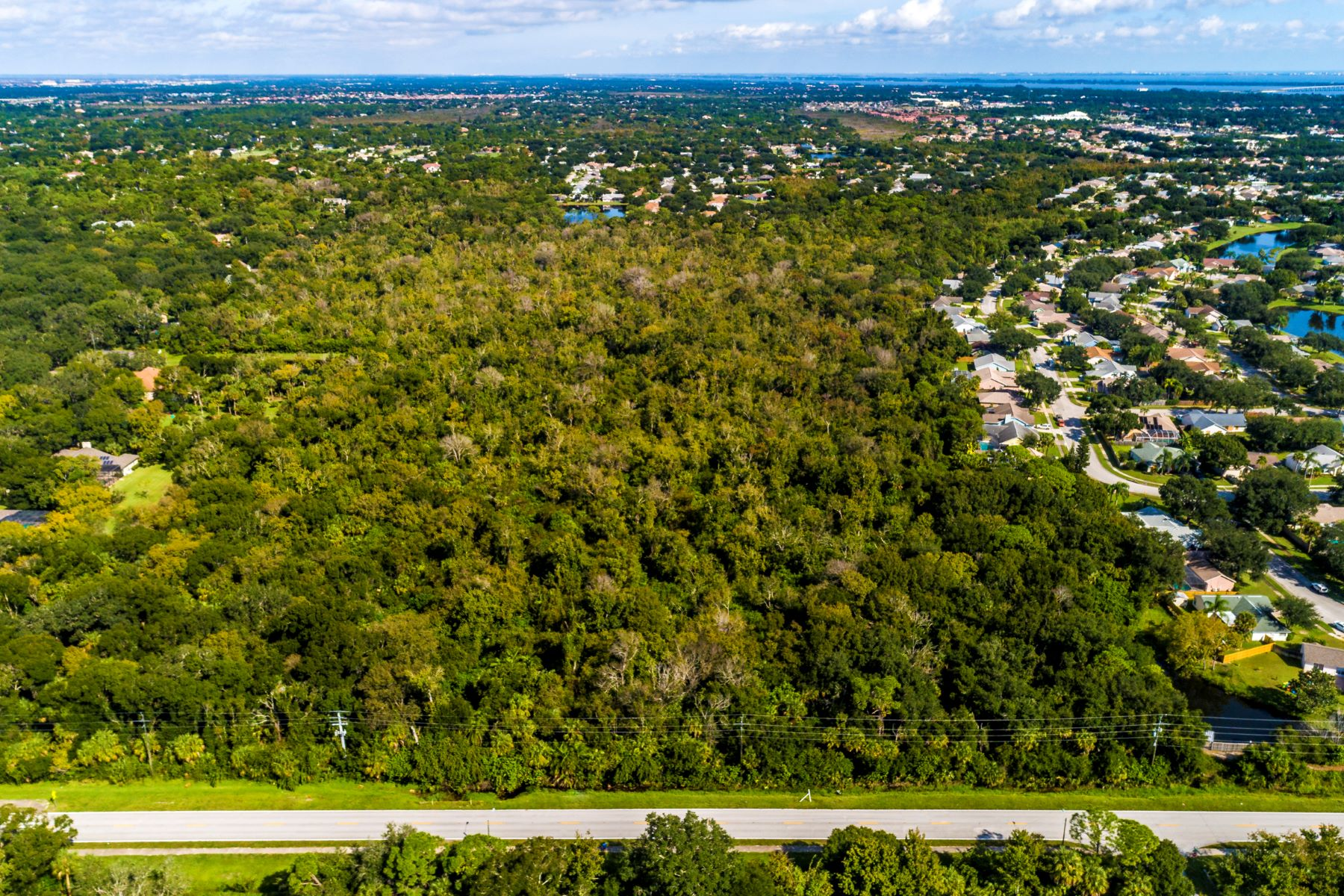 Land for Sale at Thirty Nine Acres in Desireable Location in Melbourne 0000 Parkway Drive Melbourne, Florida 32934 United States