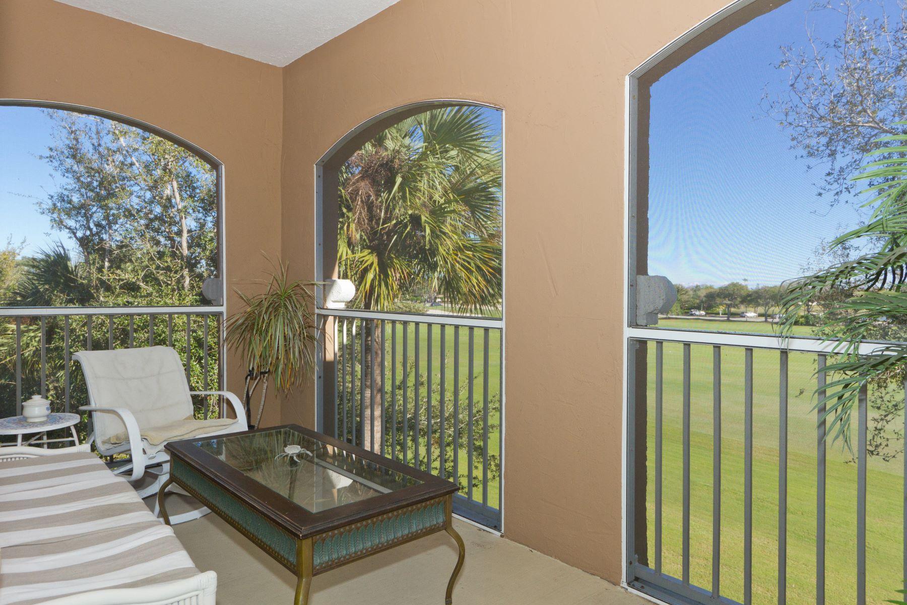 Third Floor Condo with Breezy Screened Porch! 5025 Fairways Circle B303 Vero Beach, Florida 32967 Stati Uniti
