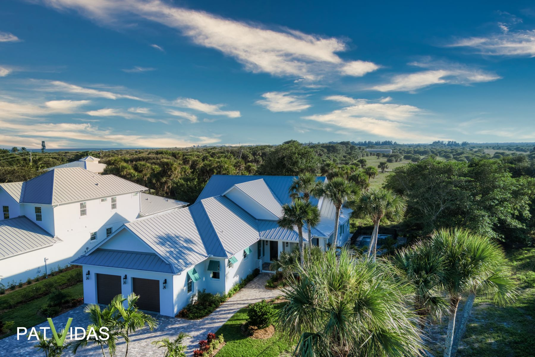 Single Family Homes for Sale at 11735 Brown Pelican Way Vero Beach, Florida 32963 United States