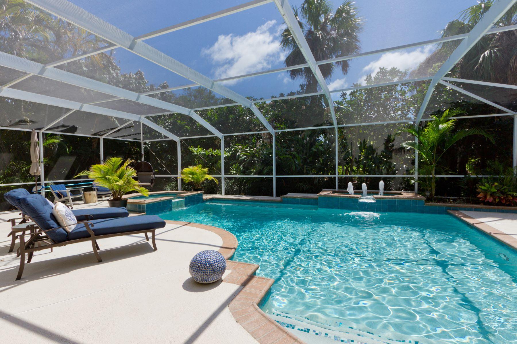 Single Family Homes for Sale at 221 Ocean Beach Trail Vero Beach, Florida 32963 United States