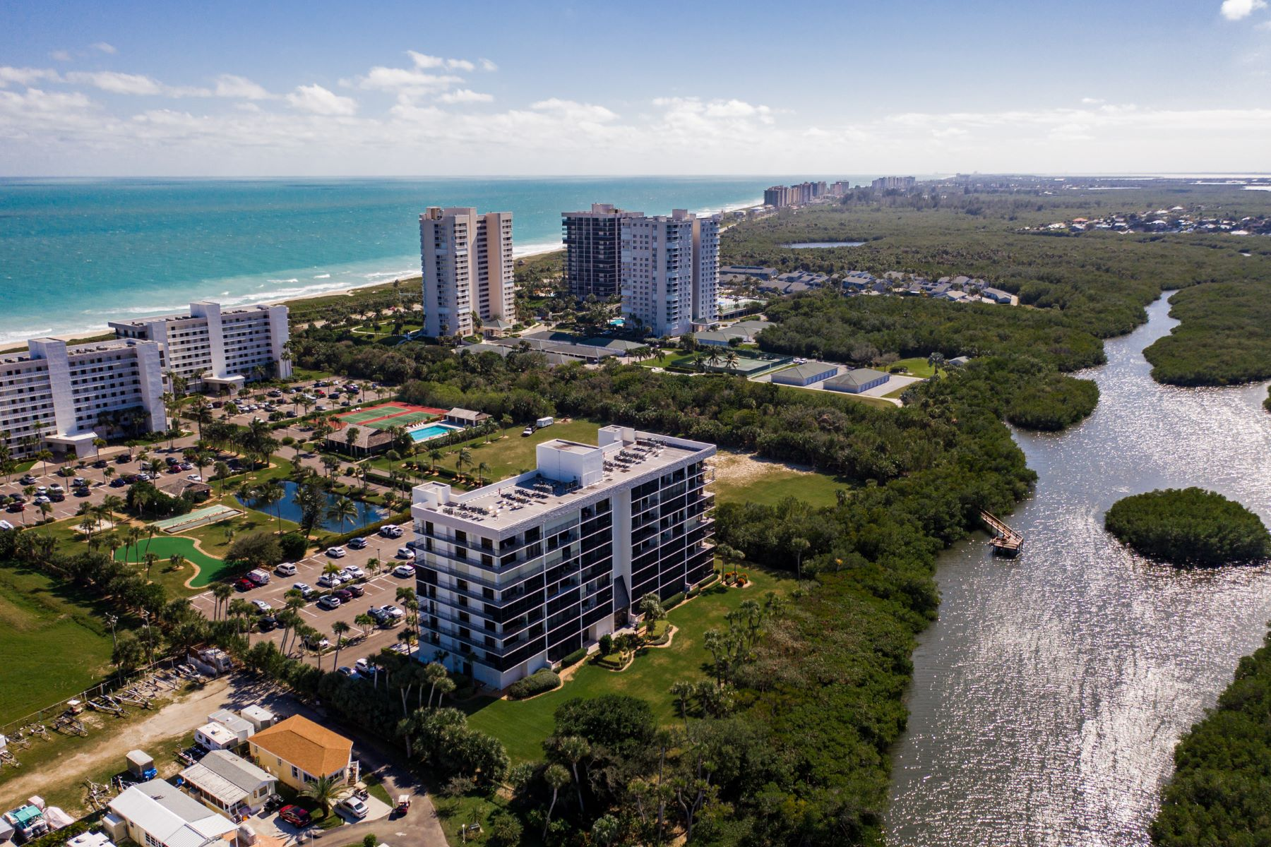 Condominiums for Sale at 5059 N Hwy Highway A1A 301 Fort Pierce, Florida 34949 United States