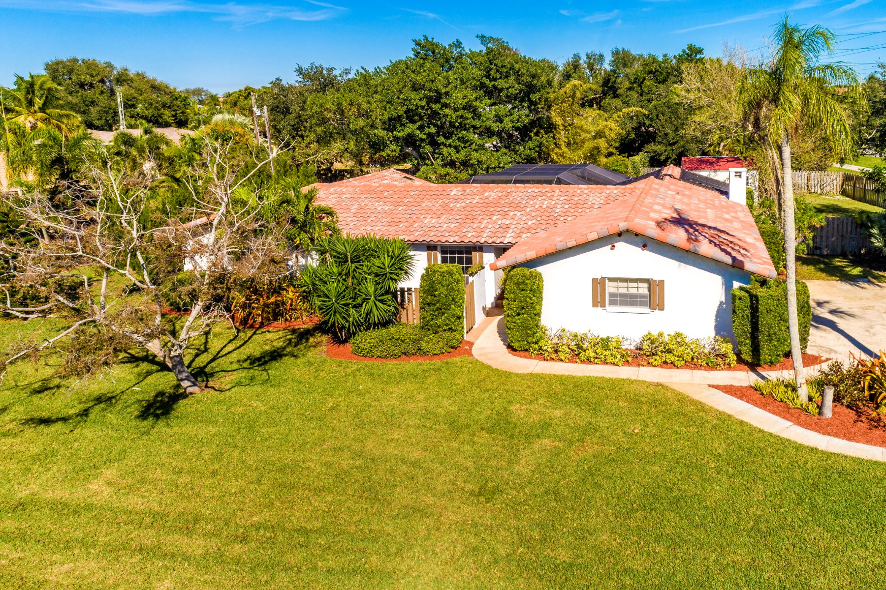 Single Family Homes for Sale at Spectacular Pool Home Perfect for Entertaining! 12 Highland Drive Indialantic, Florida 32903 United States