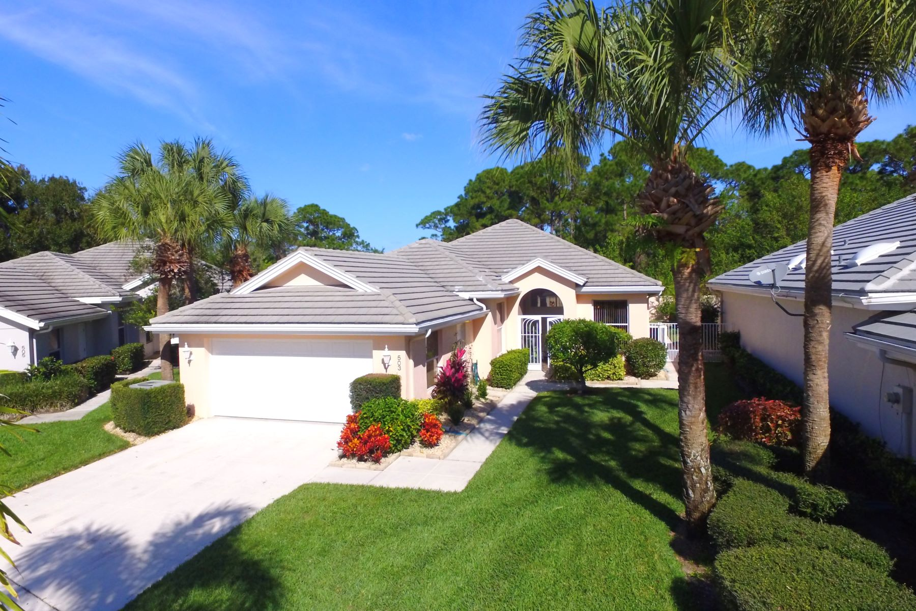 Property for Sale at Stylishly Updated Home 503 Sw Hampton Court Port St. Lucie, Florida 34986 United States