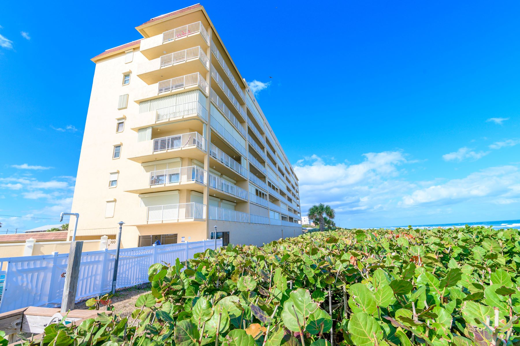 Condominiums for Sale at A Rare Seventh Floor, Corner Unit with Spectacular Views! 1095 N Highway A1A 701 Indialantic, Florida 32903 United States