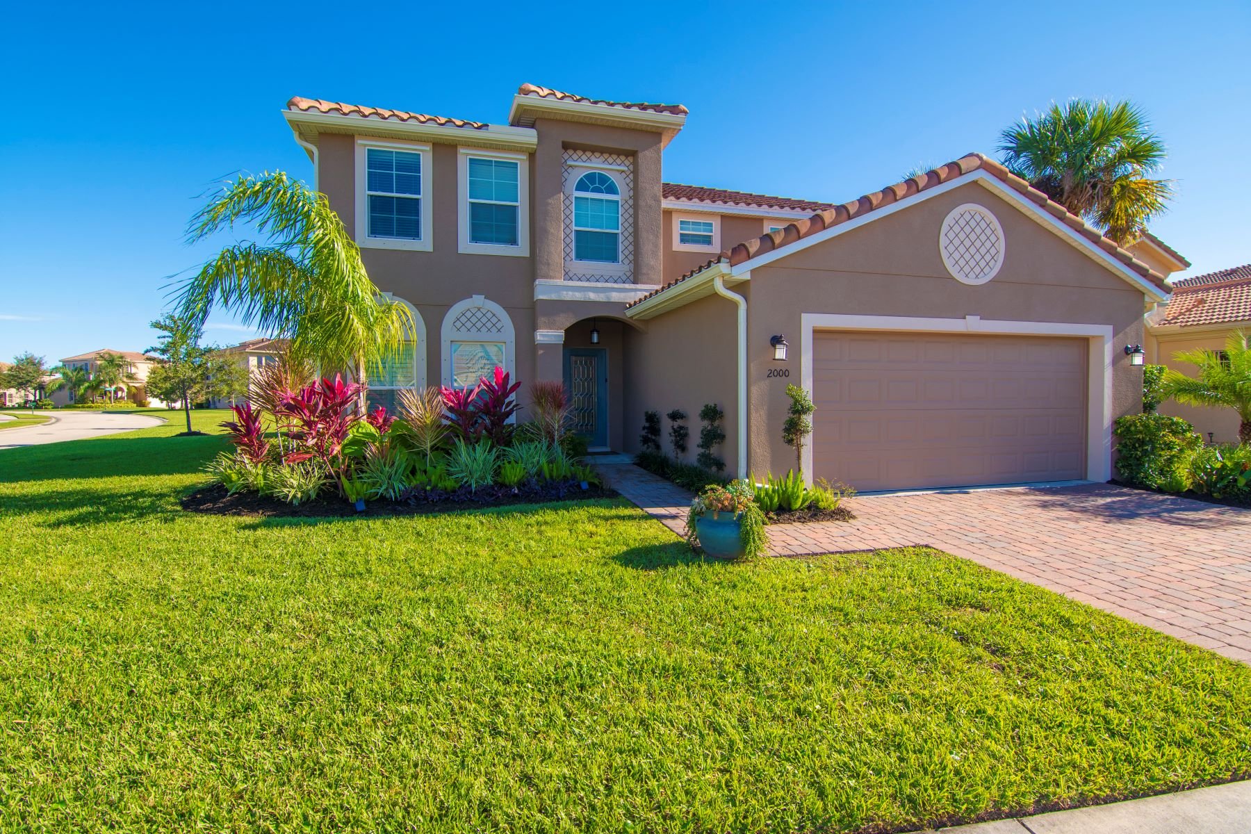 Single Family Homes for Sale at 2000 Plainfield Drive Sw Vero Beach, Florida 32968 United States