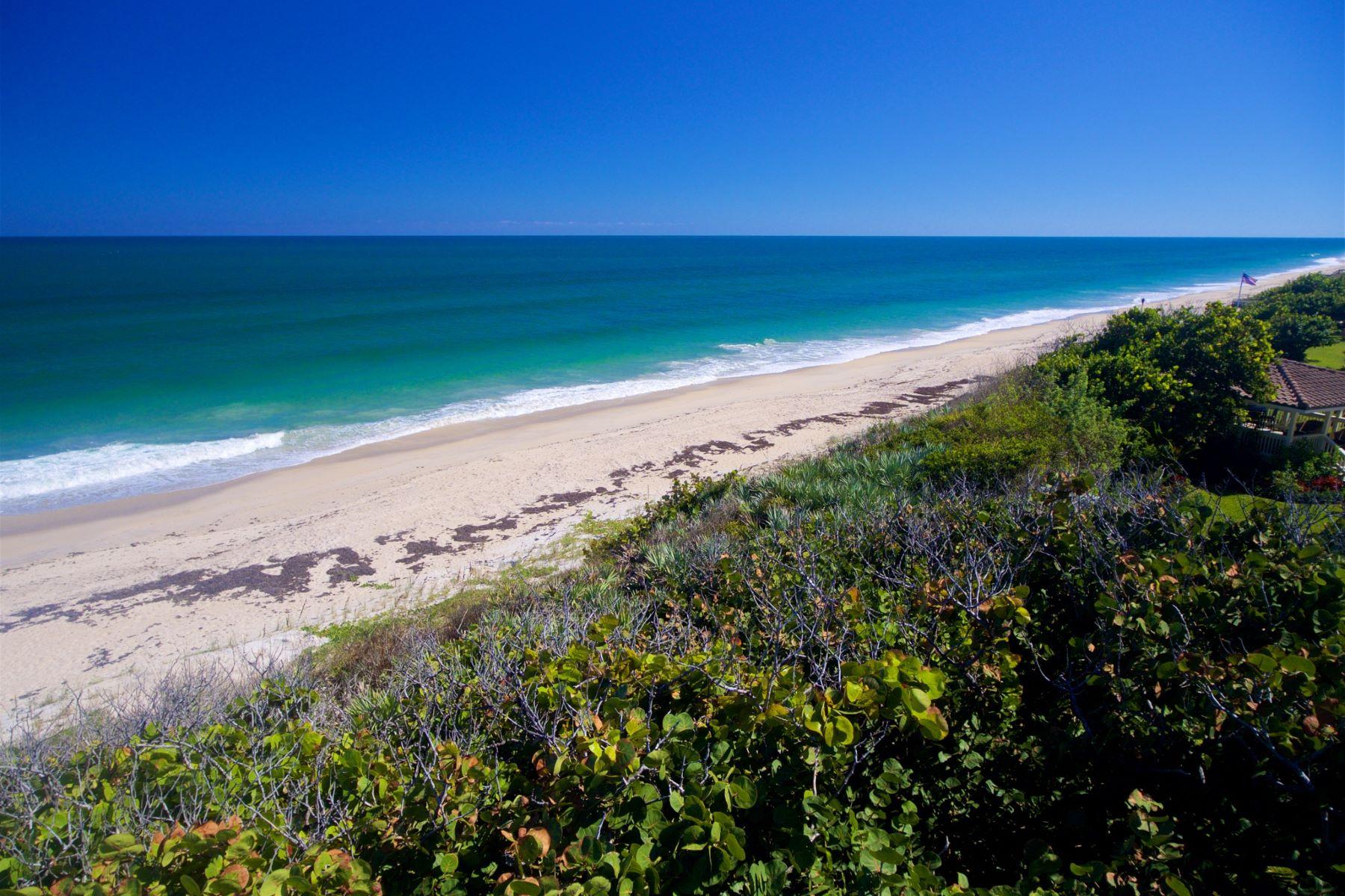 土地 のために 売買 アット Premium Oceanfront Home Site 5655 Highway A1A Melbourne Beach, フロリダ 32951 アメリカ