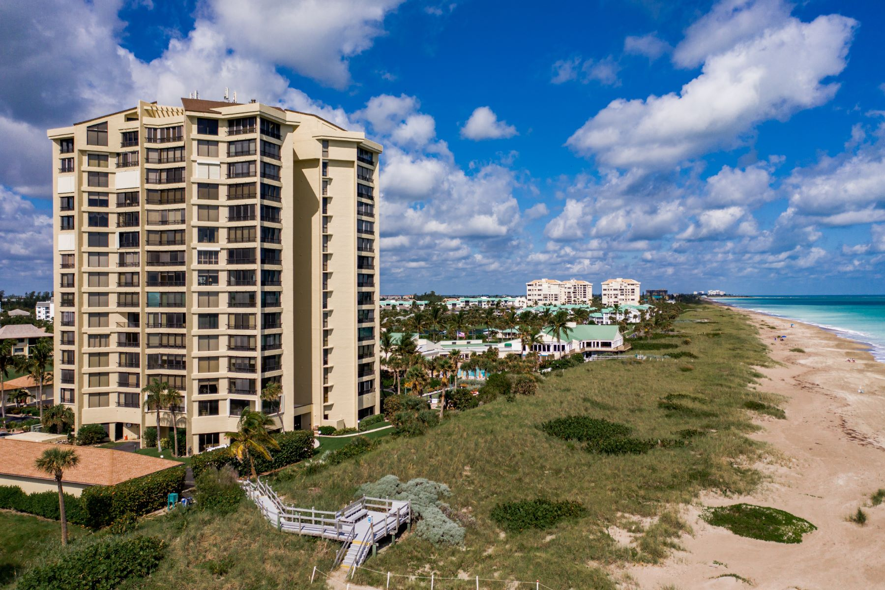 Property for Sale at Exceptionally Renovated Condo with Stunning Atlantic Ocean and Intracoastal View 2400 S Ocean Drive 8181 Fort Pierce, Florida 34949 United States