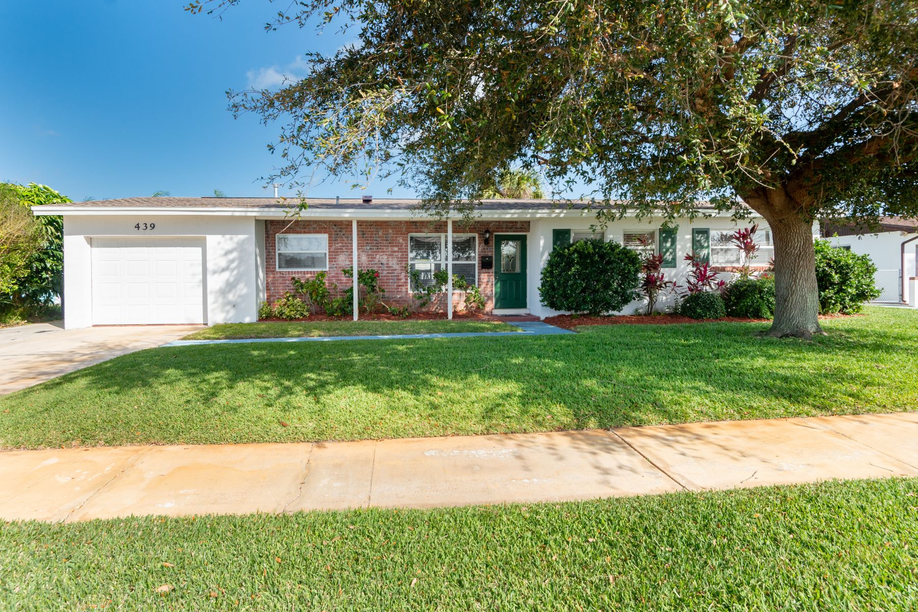 Single Family Homes for Sale at 439 Sandpiper Drive Satellite Beach, Florida 32937 United States