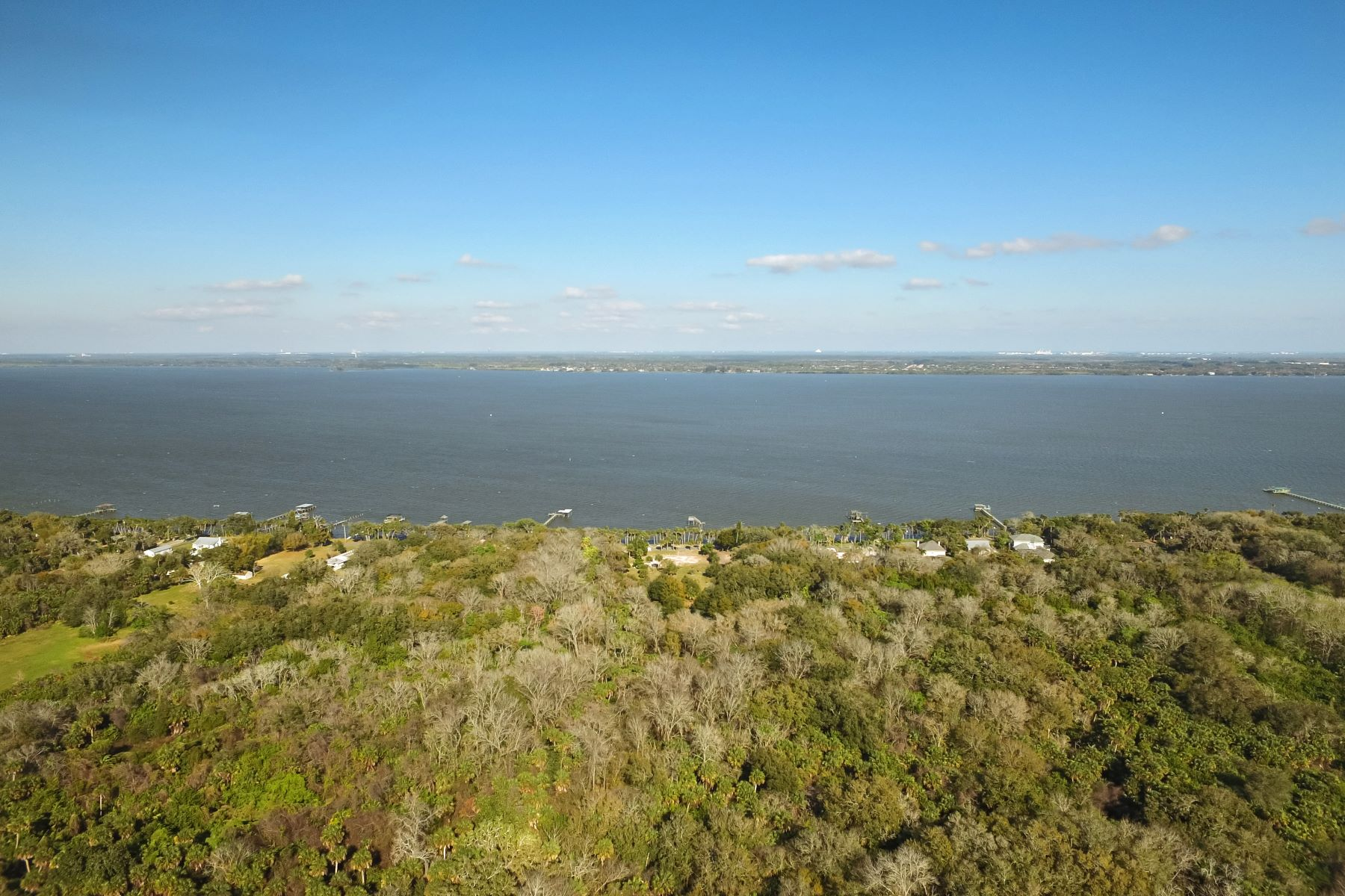 Land for Sale at OAKS ON RIVERS EDGE LOT 3 TRACT C 3885 Indian River Drive Cocoa, Florida 32926 United States