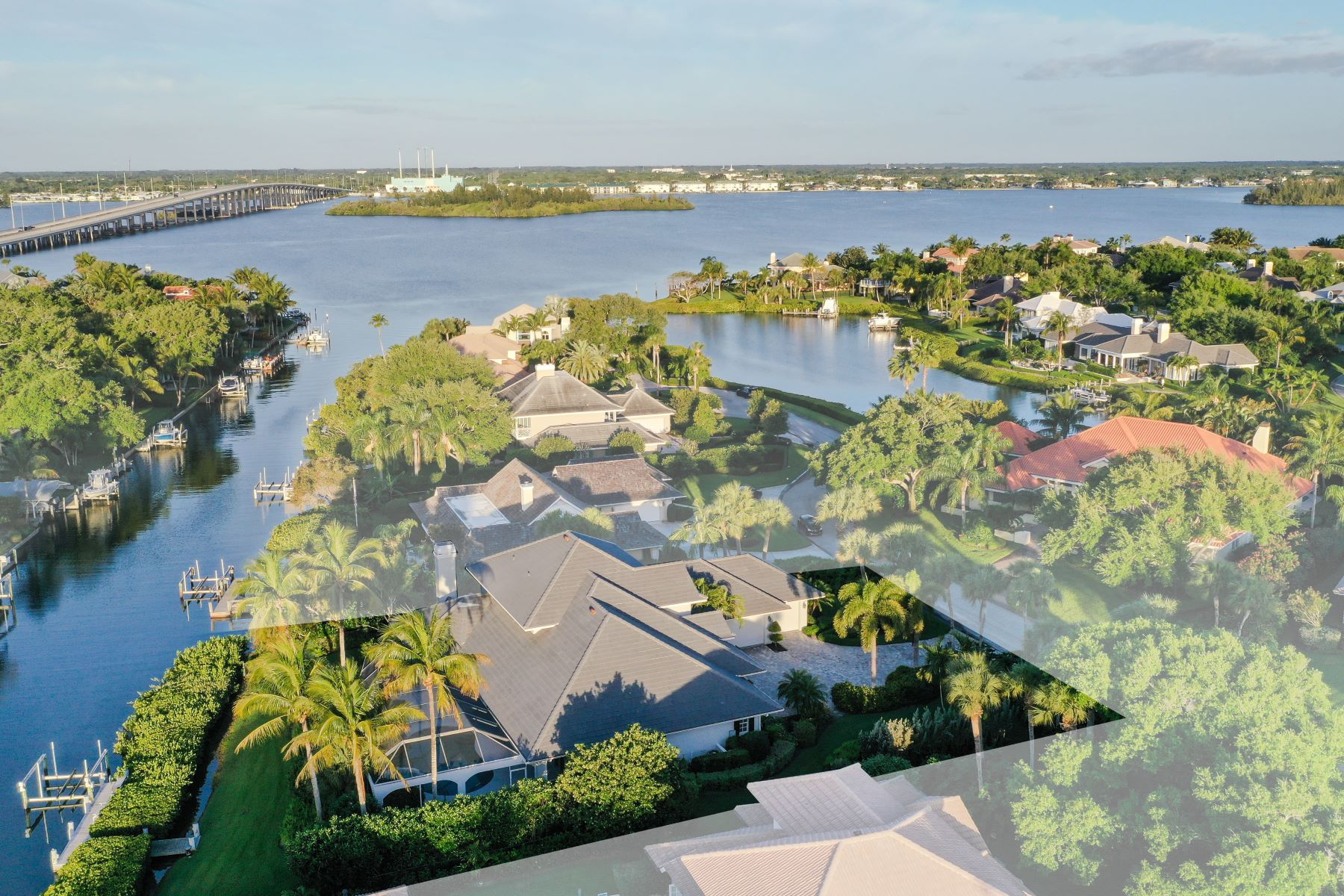 Property for Sale at Riverfront, Pool, Gourmet Kitchen, Three Car Garage 730 Lagoon Road Vero Beach, Florida 32963 United States