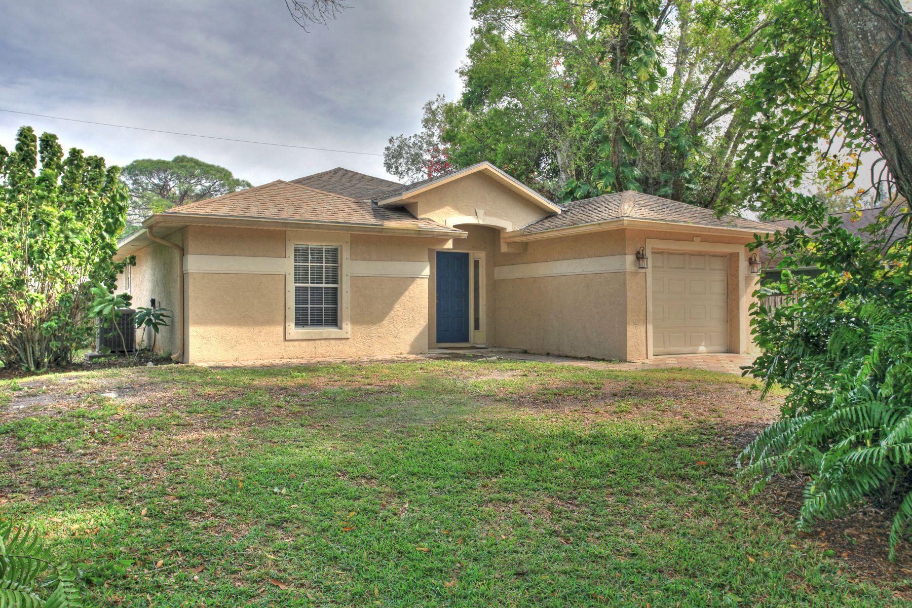 Single Family Homes 為 出售 在 2146 30th Avenue Vero Beach, 佛羅里達州 32960 美國