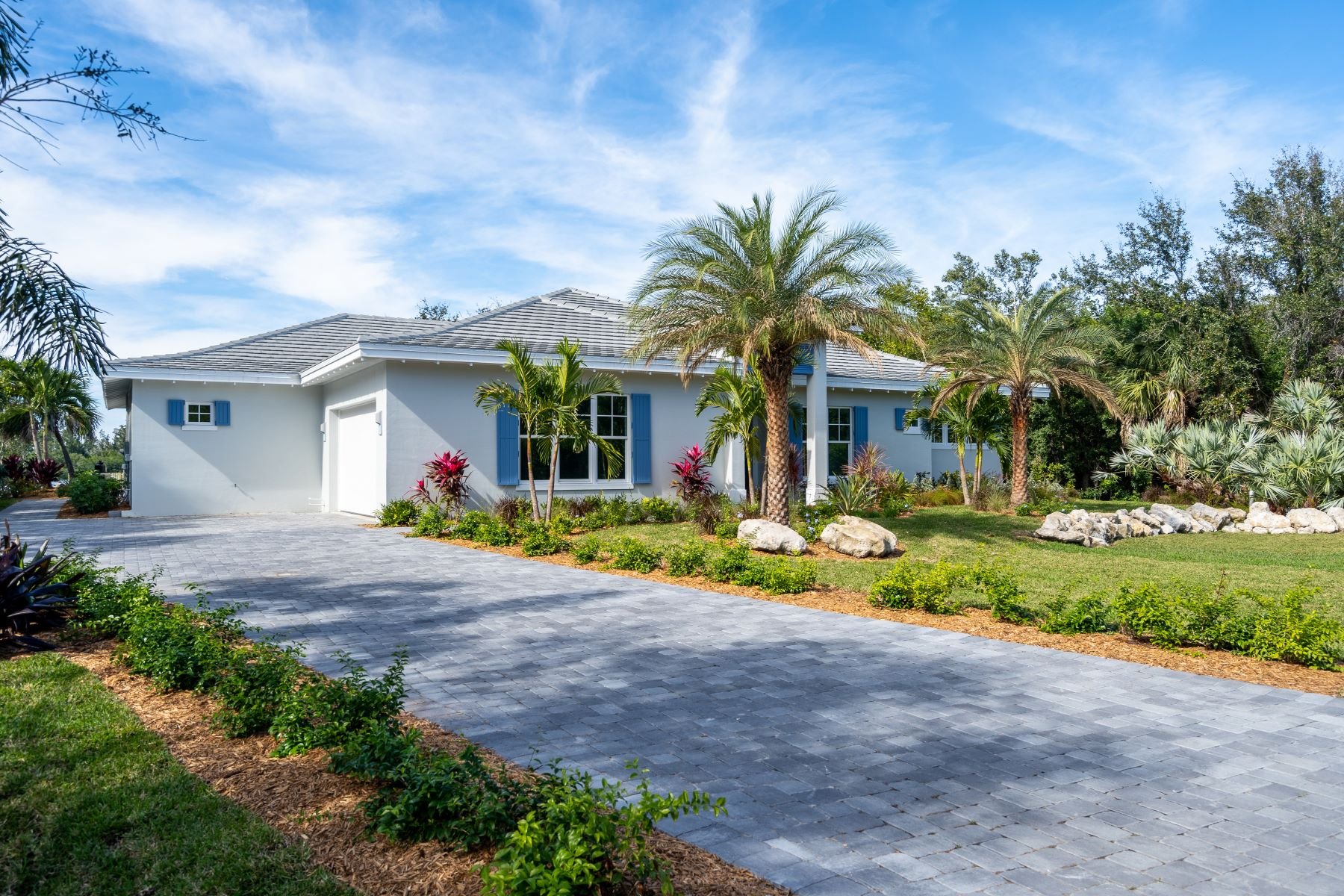Single Family Homes for Sale at 1409 Old Winter Beach Road Indian River Shores, Florida 32963 United States