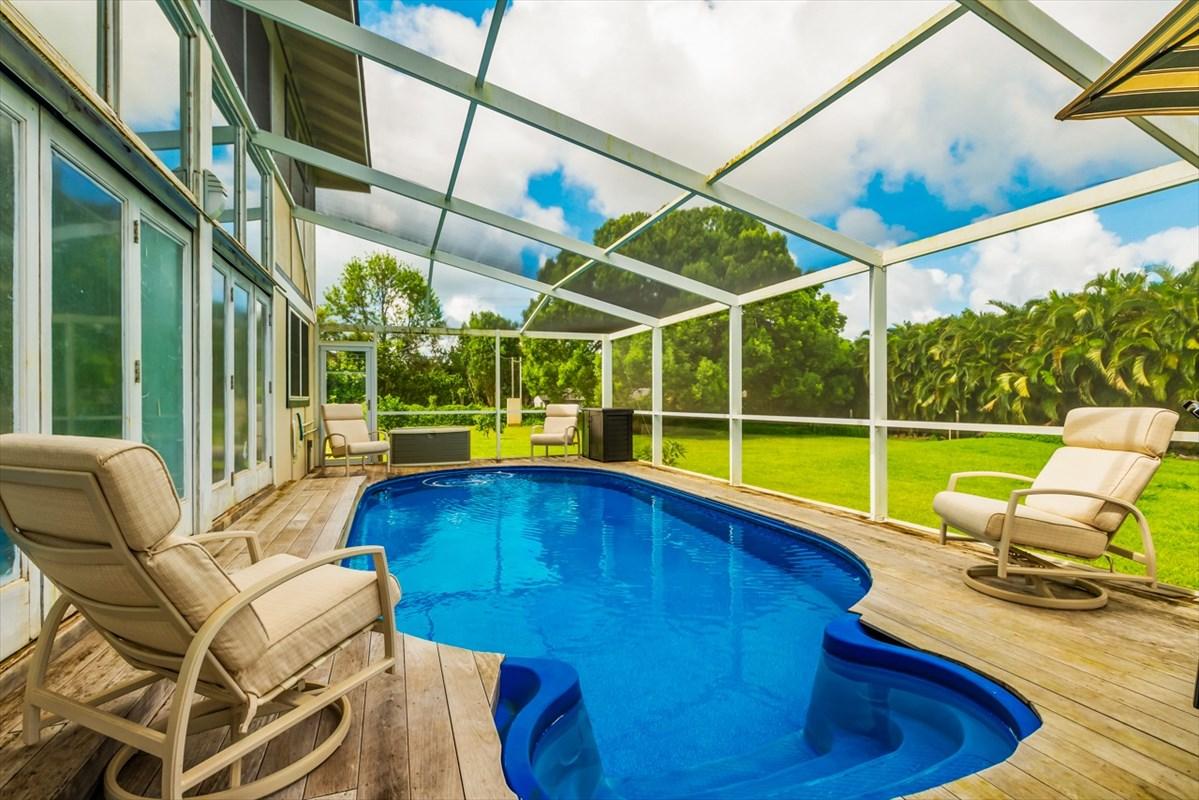 Single Family Homes 为 销售 在 6103 OLOHENA RD #A KAPAA, HI 96746 6103 OLOHENA RD #A 卡帕雅, 夏威夷 96746 美国