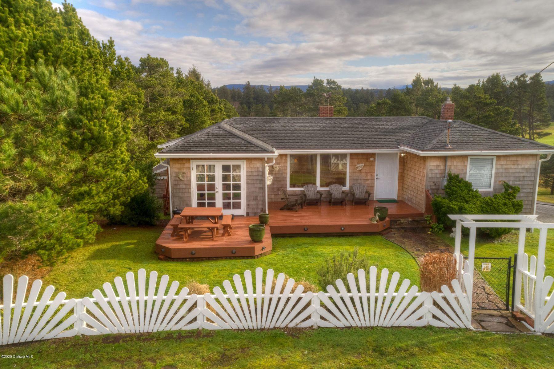 Other Residential Homes για την Πώληση στο 929 Marion Ave Gearhart, OR 97138 Gearhart, Ορεγκον 97138 Ηνωμένες Πολιτείες