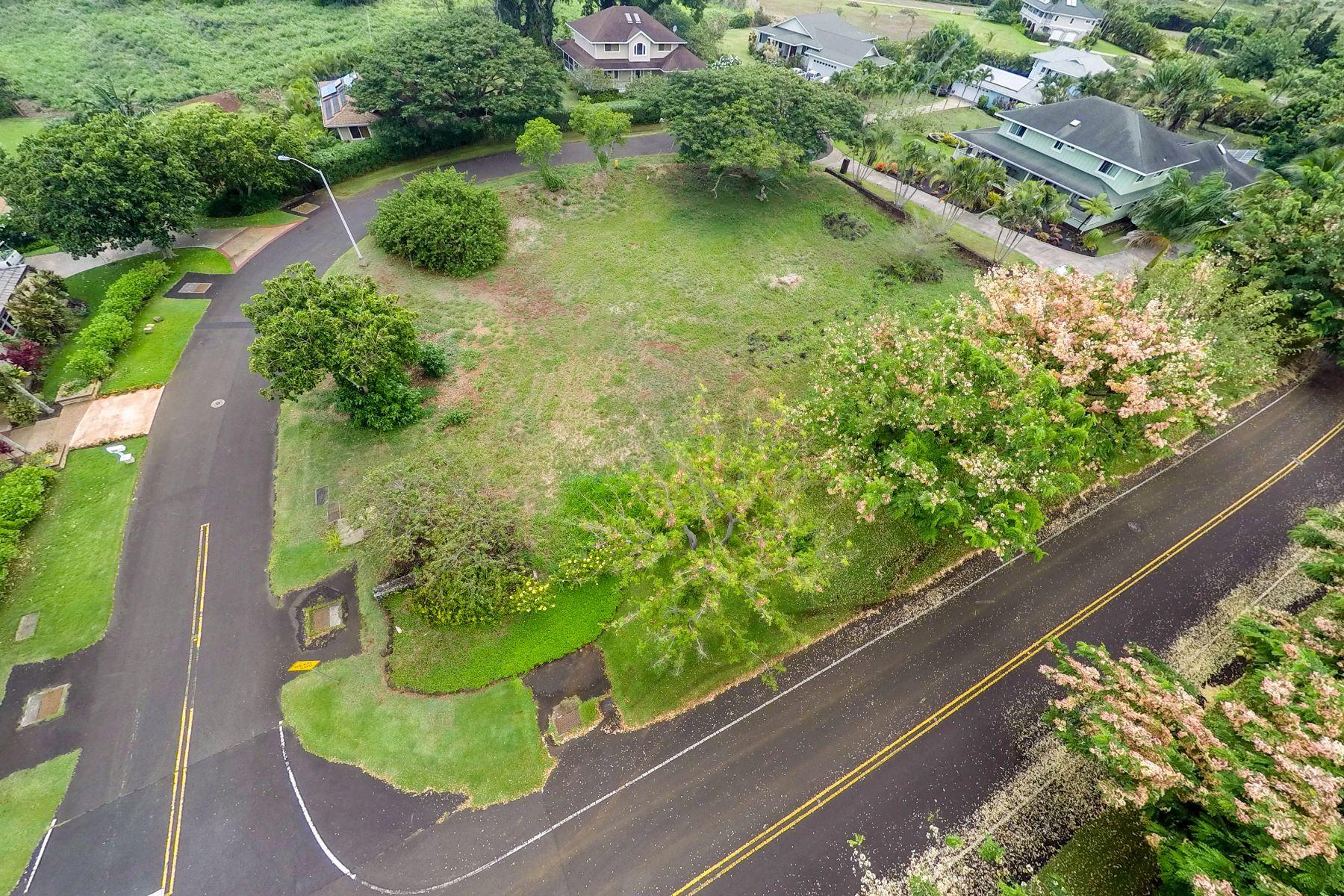 Land for Sale at 2979 PUA ALANI PL KOLOA, HI 96756 2979 PUA ALANI PL Koloa, Hawaii 96756 United States