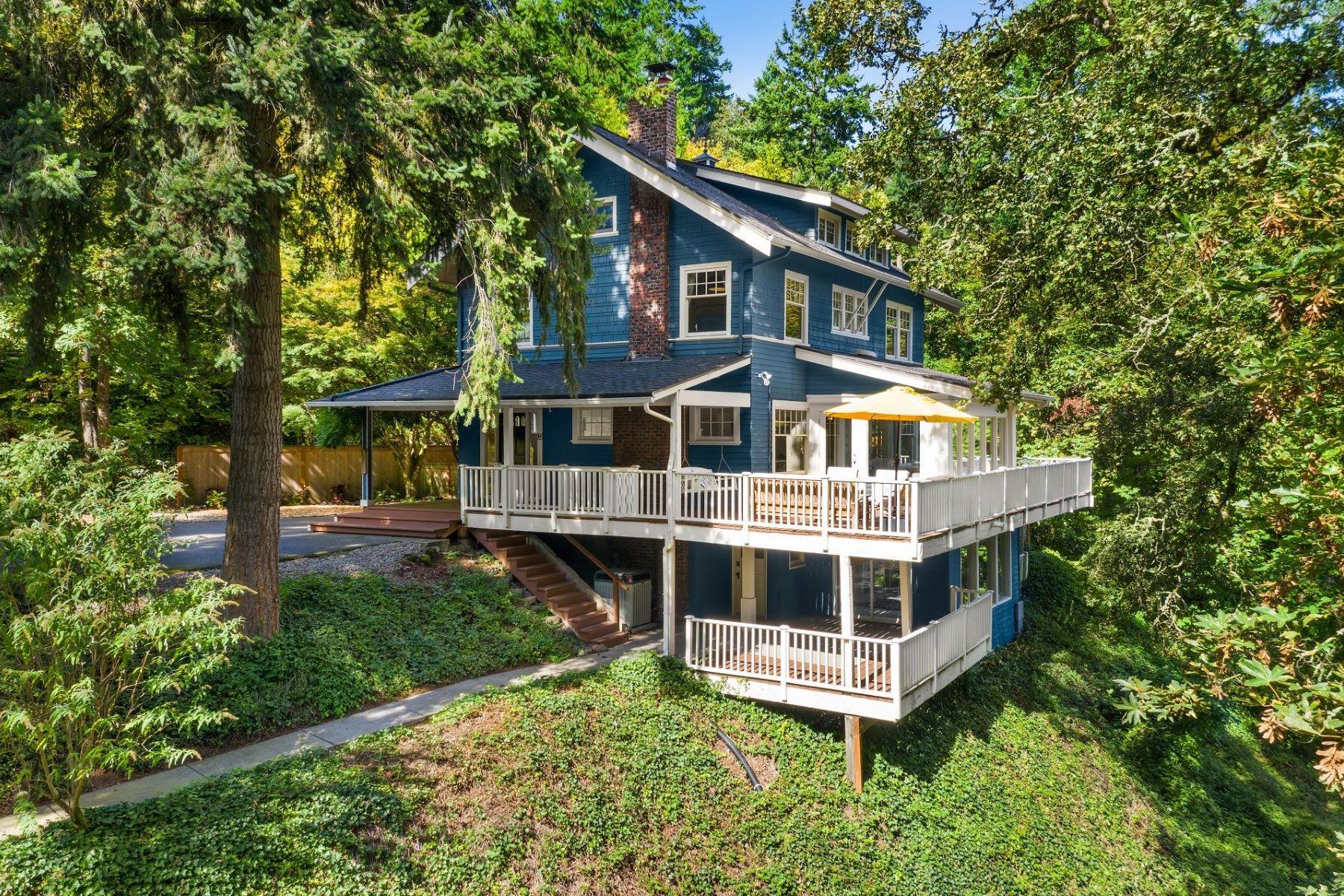 Other Residential Homes για την Πώληση στο 13711 FIELDING RD Lake Oswego, OR 97034 Lake Oswego, Ορεγκον 97034 Ηνωμένες Πολιτείες