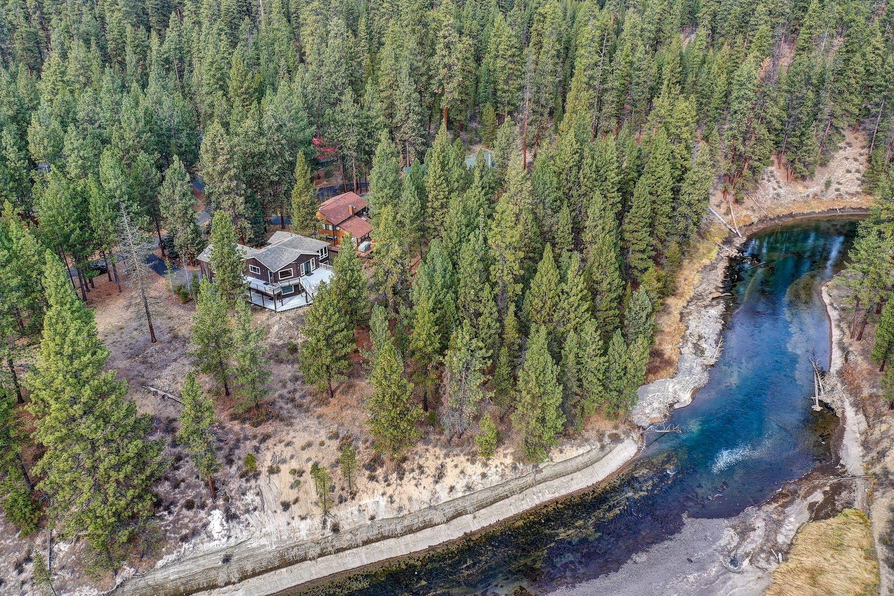Other Residential Homes για την Πώληση στο 53562 Wildriver Way La Pine, OR 97739 La Pine, Ορεγκον 97739 Ηνωμένες Πολιτείες