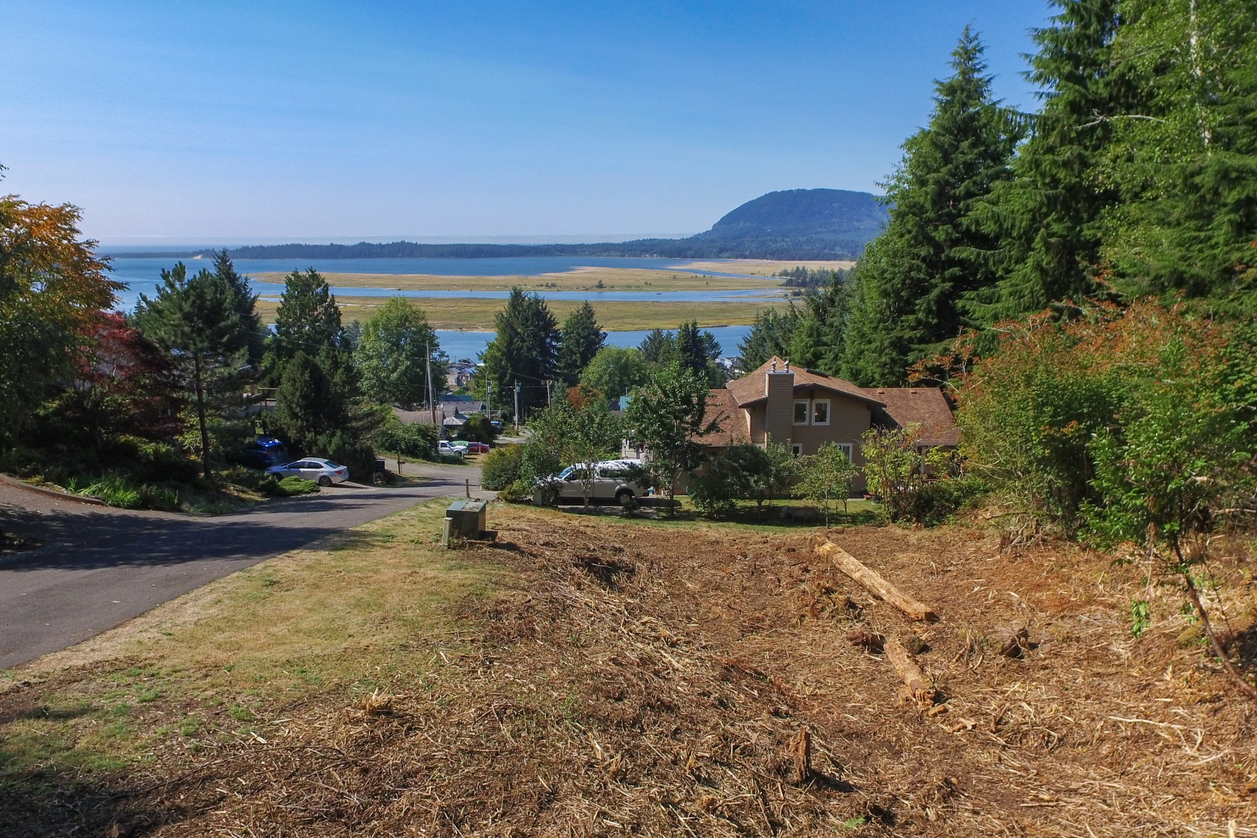Land for Active at View Property With All Utilities Available Alder ST Wheeler, Oregon 97147 United States
