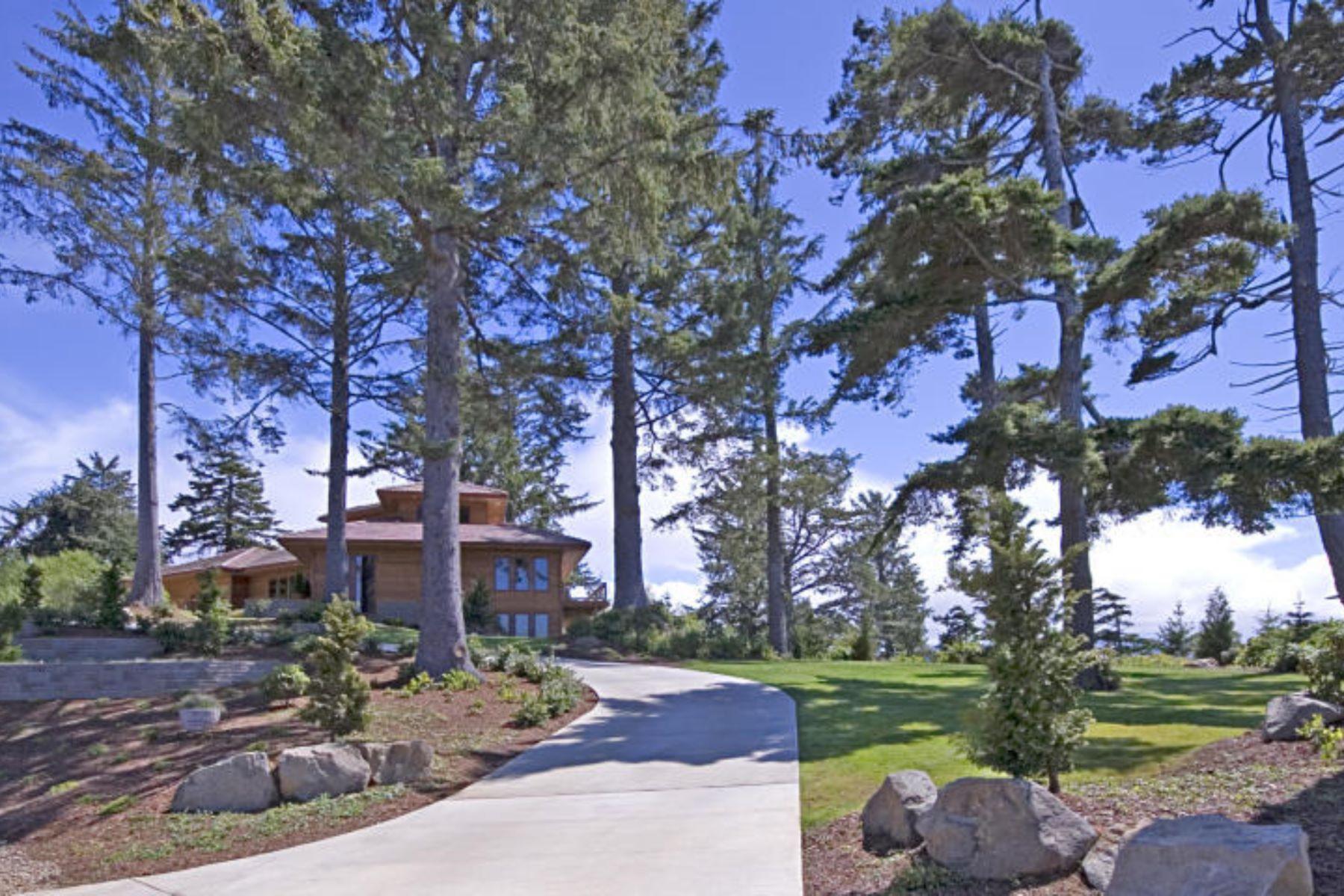 Single Family Homes για την Πώληση στο 835 NW Highland Cir Waldport, OR 97394 Waldport, Ορεγκον 97394 Ηνωμένες Πολιτείες