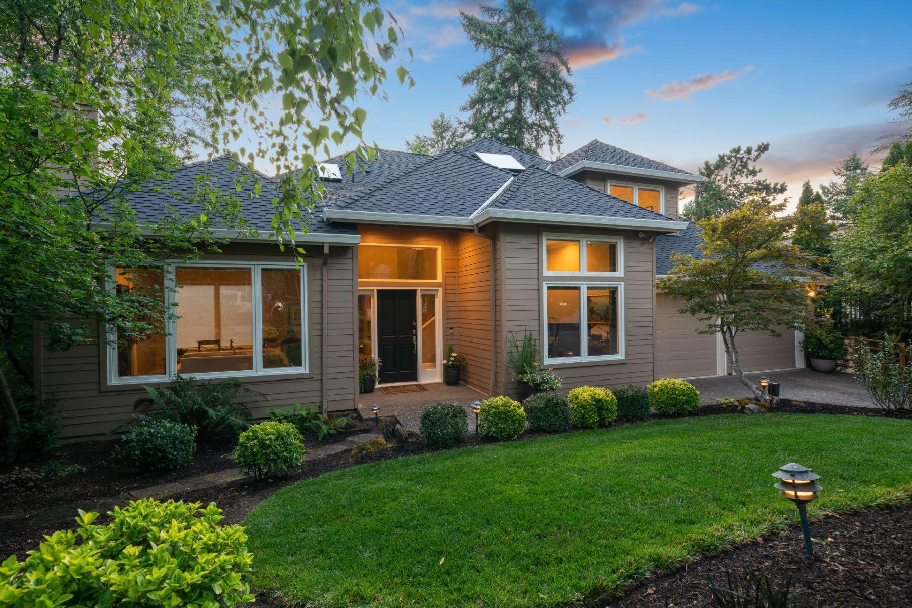 Other Residential Homes για την Πώληση στο 18124 PIONEER CT Lake Oswego, OR 97034 Lake Oswego, Ορεγκον 97034 Ηνωμένες Πολιτείες