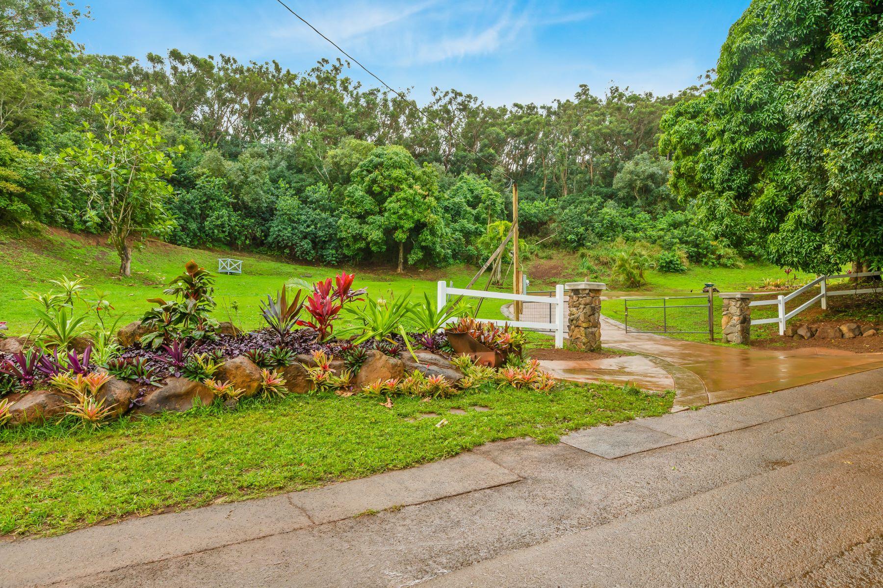 Land for Sale at UMIUMI RD KALAHEO, HI 96741 UMIUMI RD Kalaheo, Hawaii 96741 United States