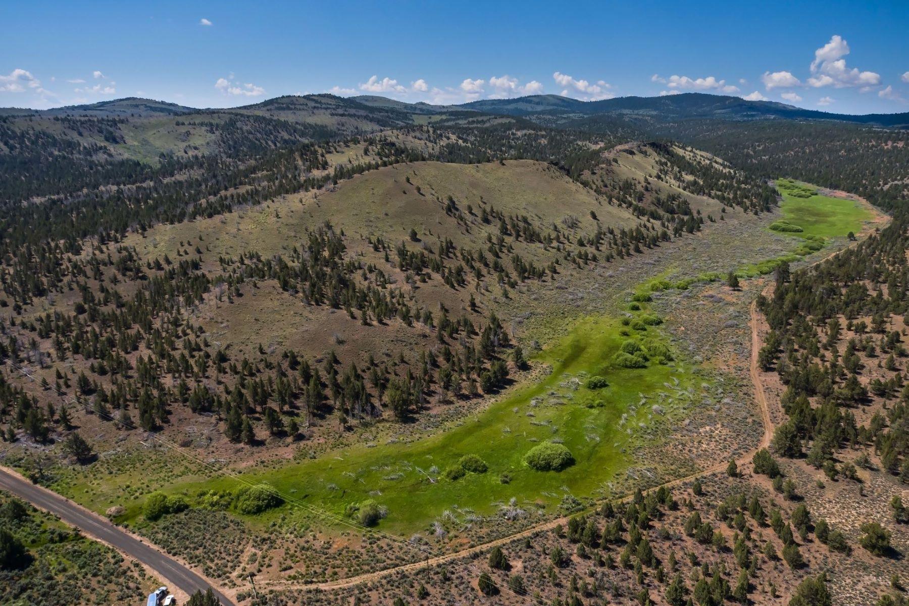 Land for Active at 0 SE Price-Twelve Mile Road Prineville, OR 97754 0 SE Price-Twelve Mile Road Prineville, Oregon 97754 United States
