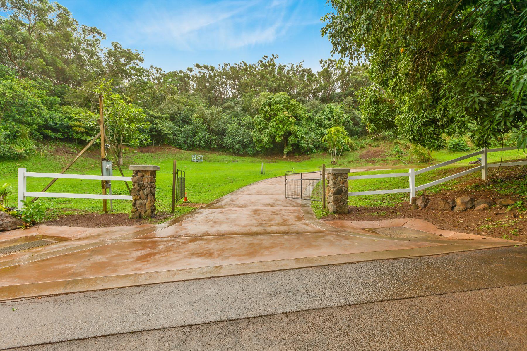 Land for Sale at 4288 UMIUMI RD KALAHEO, HI 96741 4288 UMIUMI RD Kalaheo, Hawaii 96741 United States